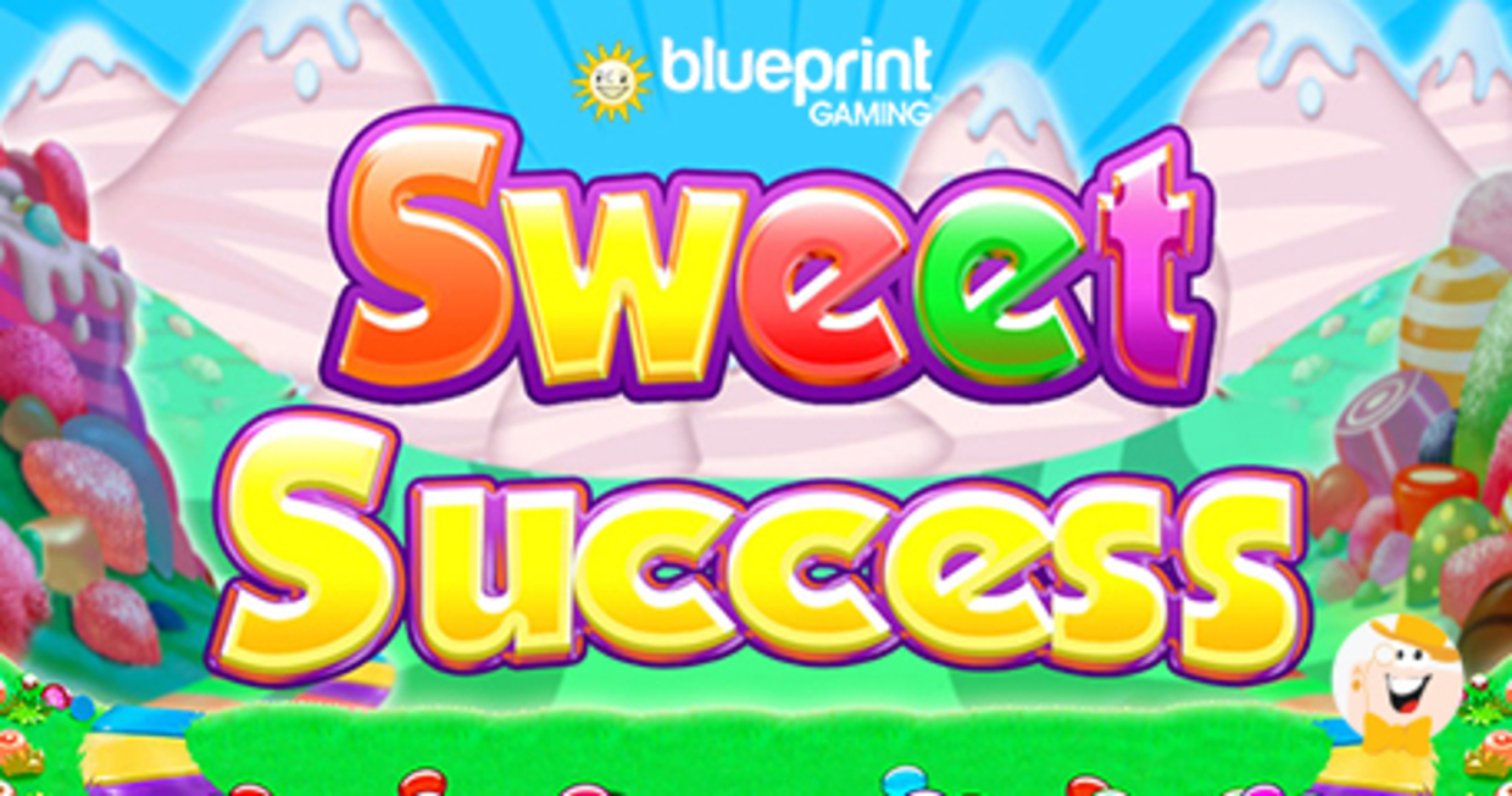 The Sweet Success Megaways Online Slot Demo Game by Blueprint Gaming