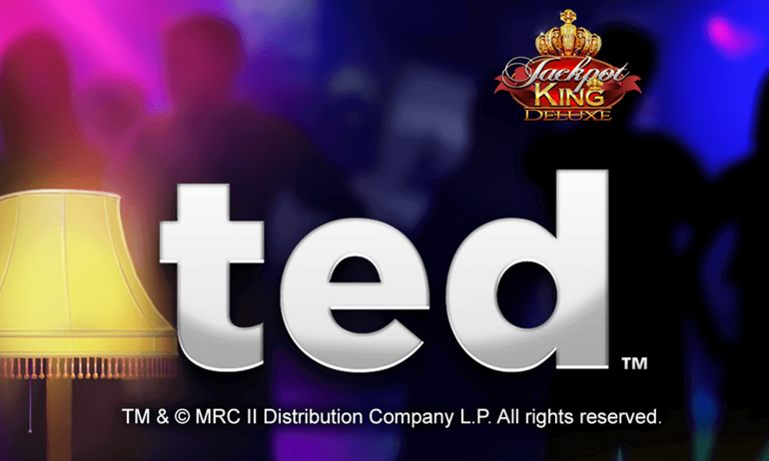 The Ted Jackpot King Online Slot Demo Game by Blueprint Gaming