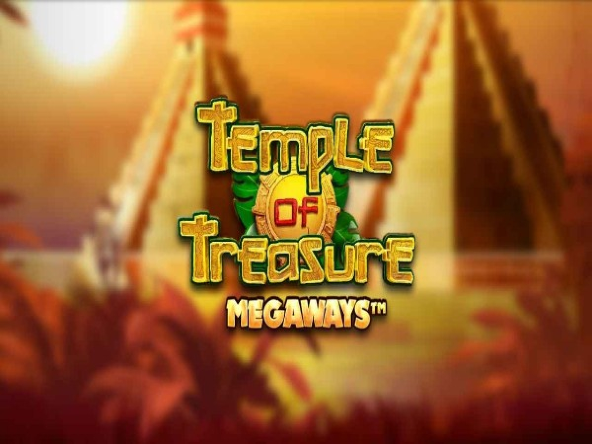The Temple of Treasure Megaways Online Slot Demo Game by Blueprint Gaming
