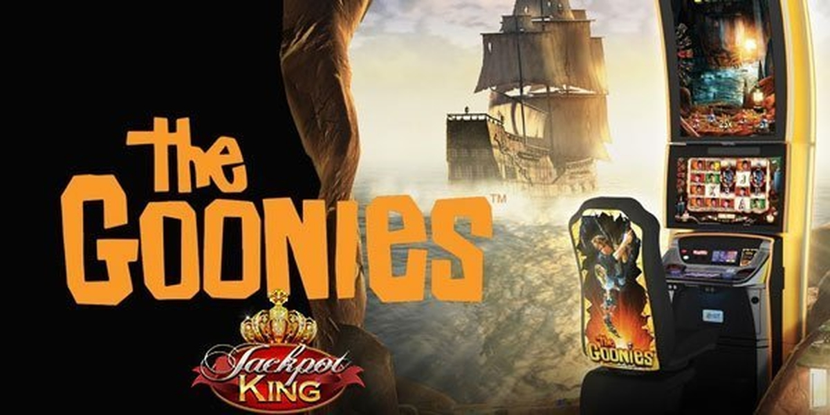 The The Goonies Jackpot King Online Slot Demo Game by Blueprint Gaming