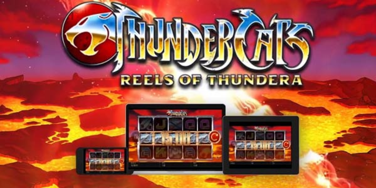 Reels in Thundercats Reels Of Thundera Slot Game by Blueprint Gaming