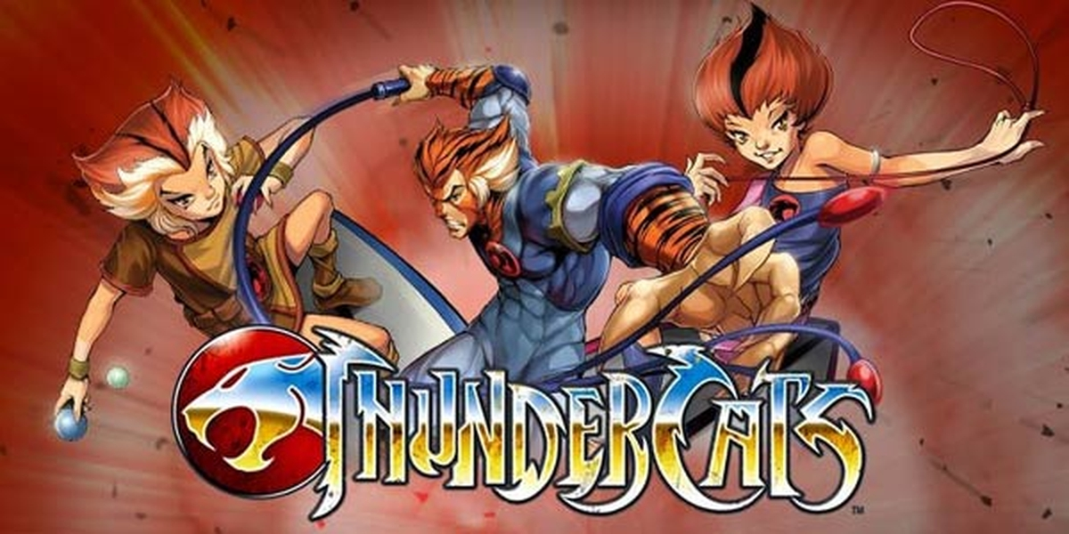 The Thundercats Online Slot Demo Game by Blueprint Gaming