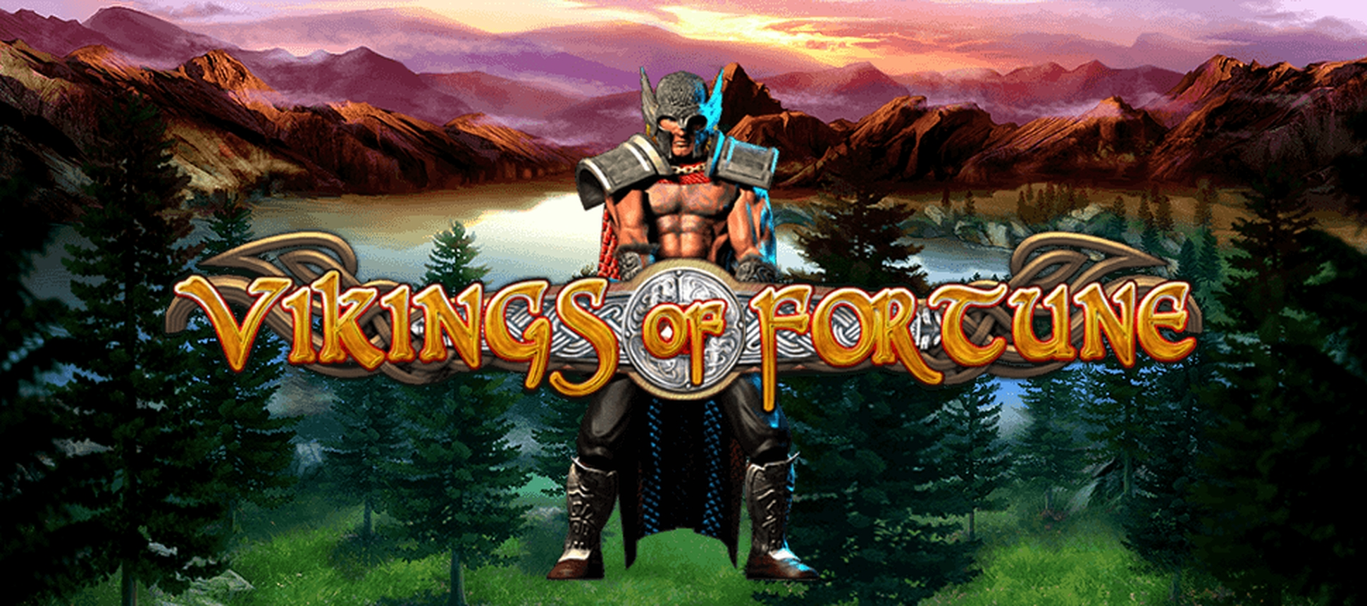 The Vikings of Fortune Online Slot Demo Game by Blueprint Gaming