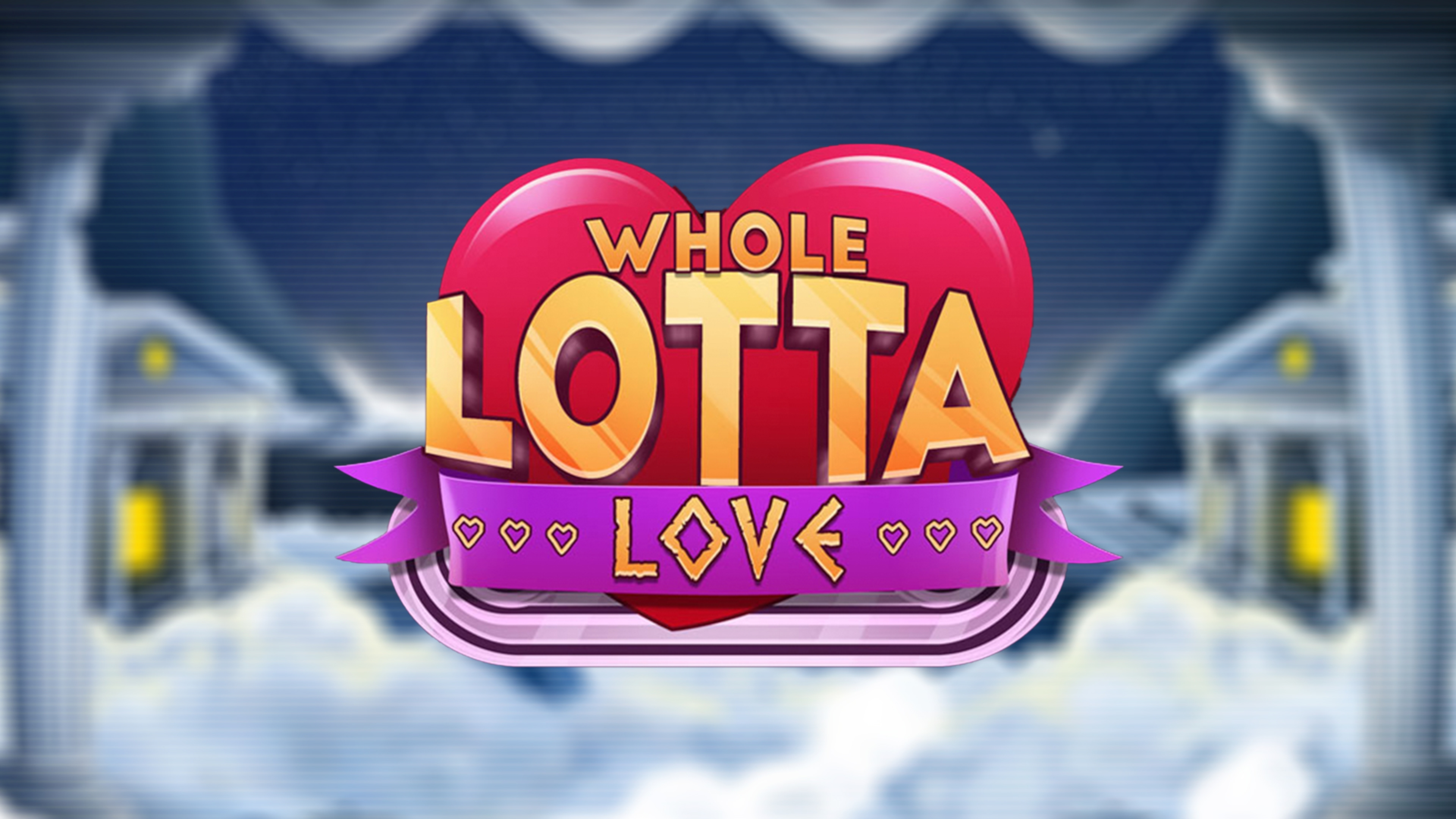 The Whole Lotta Love Online Slot Demo Game by Blueprint Gaming