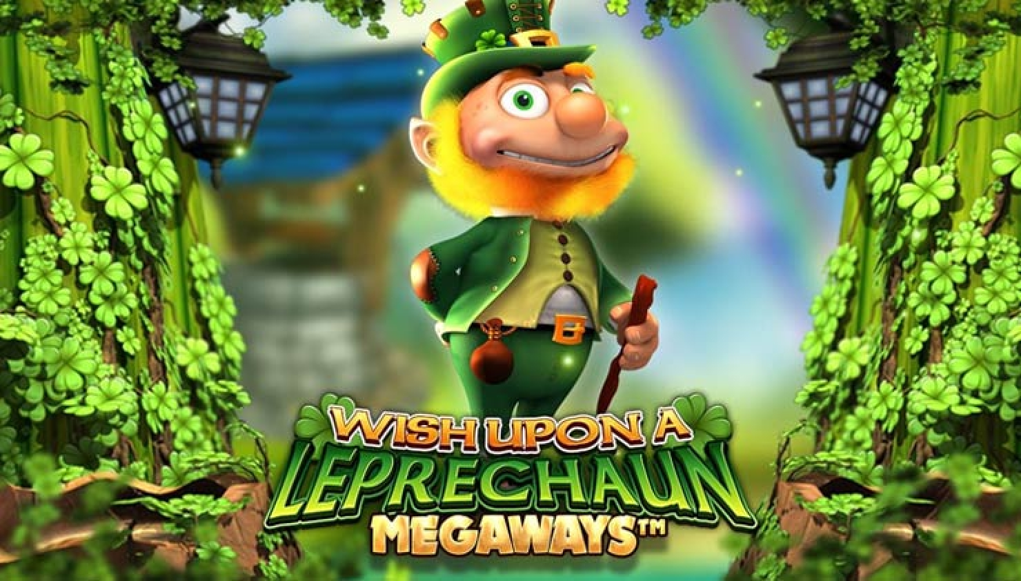 The Wish Upon A Leprechaun Megaways Online Slot Demo Game by Blueprint Gaming