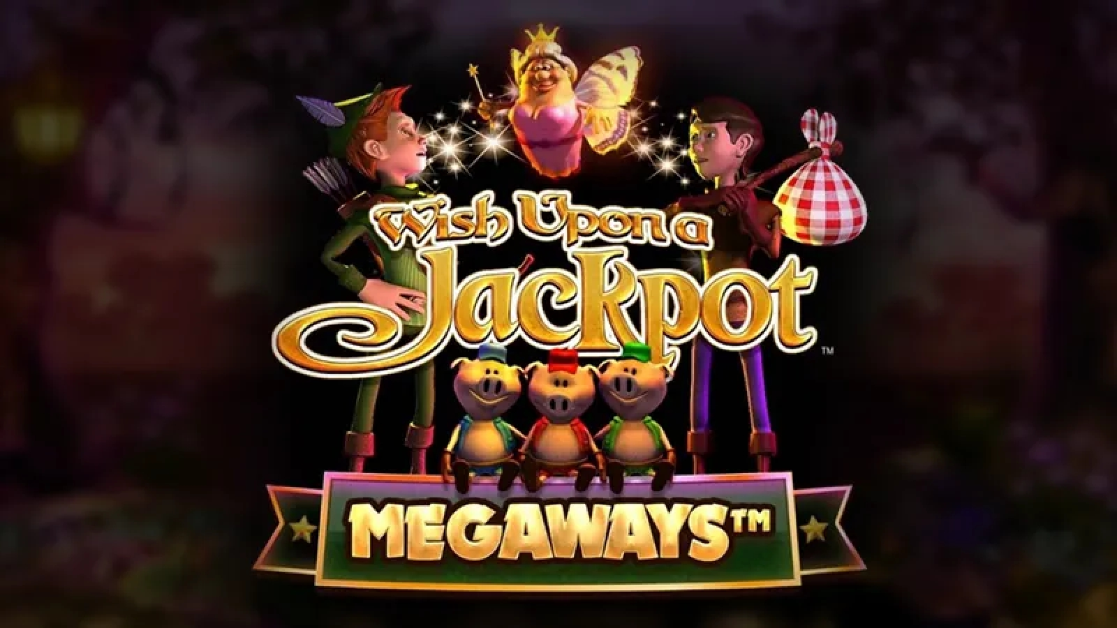 The Wish Upon a Jackpot King Online Slot Demo Game by Blueprint Gaming