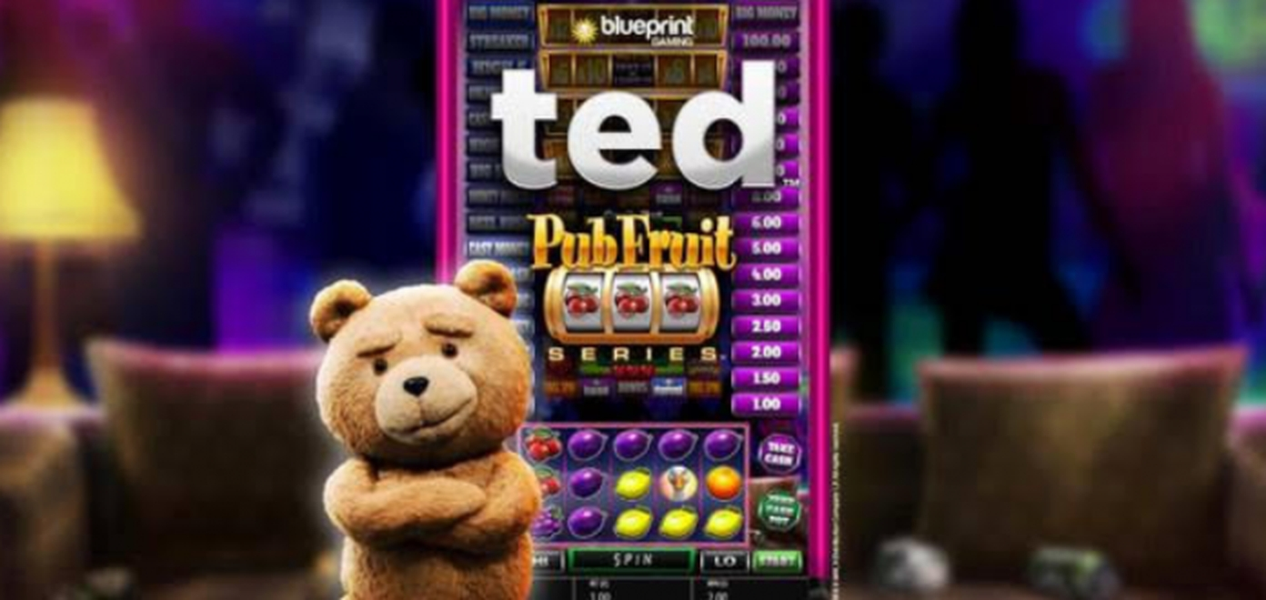 The ted Online Slot Demo Game by Blueprint Gaming