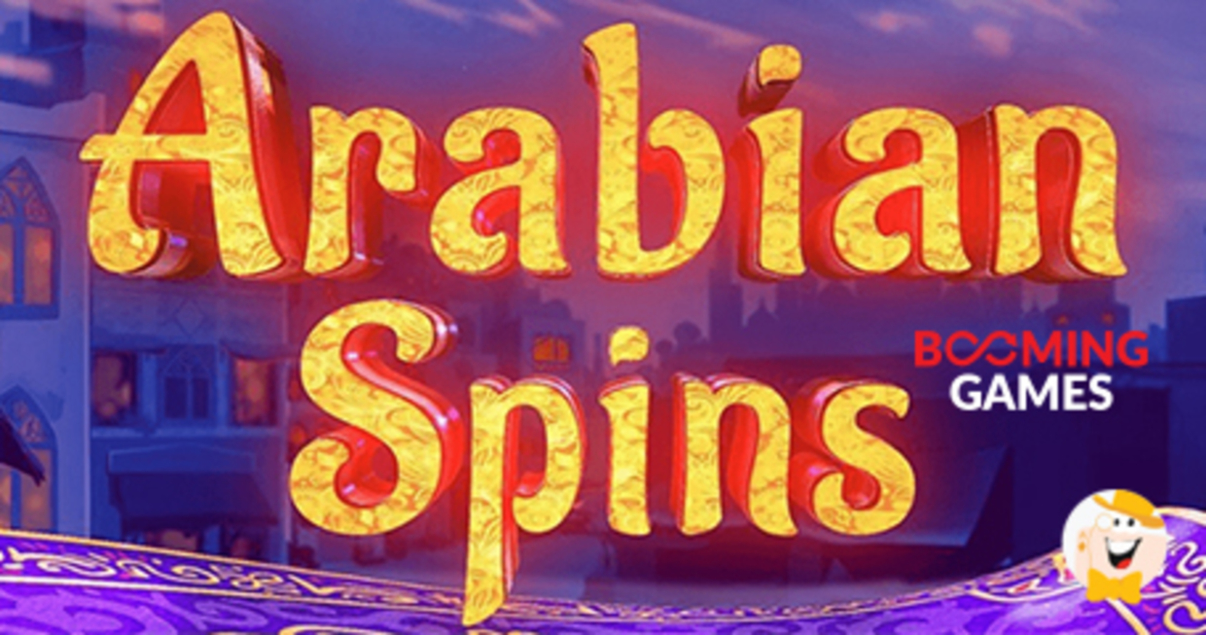The Arabian Spins Online Slot Demo Game by Booming Games
