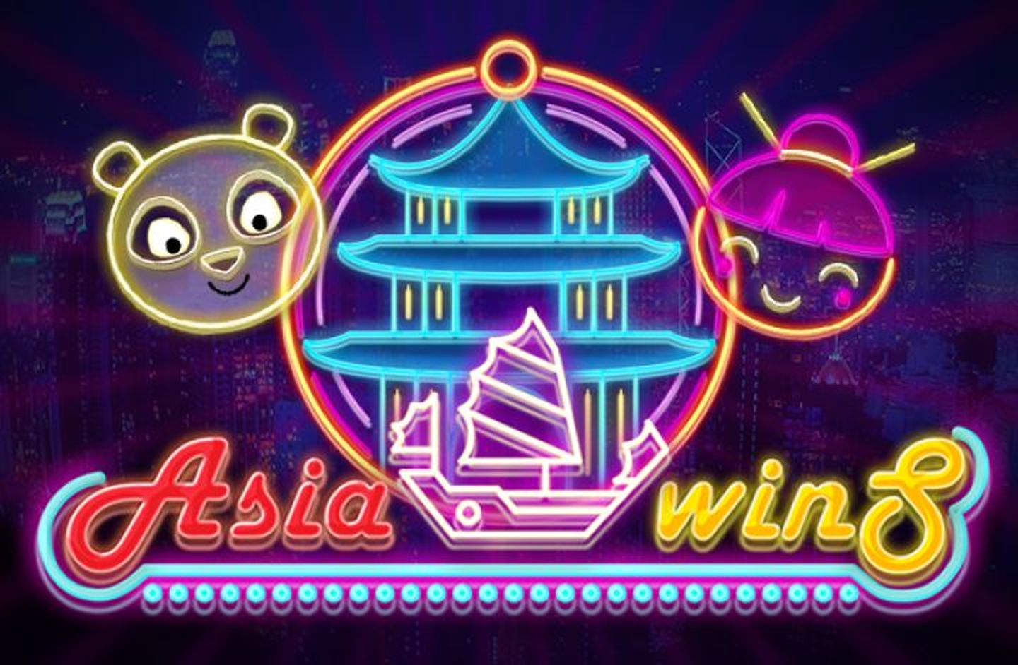 The Asia Wins Online Slot Demo Game by Booming Games