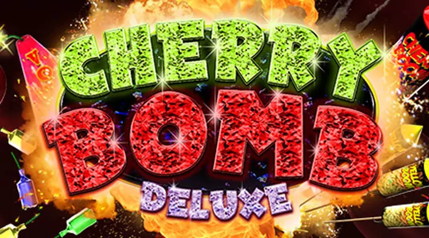 The Cherry Bomb Deluxe Online Slot Demo Game by Booming Games