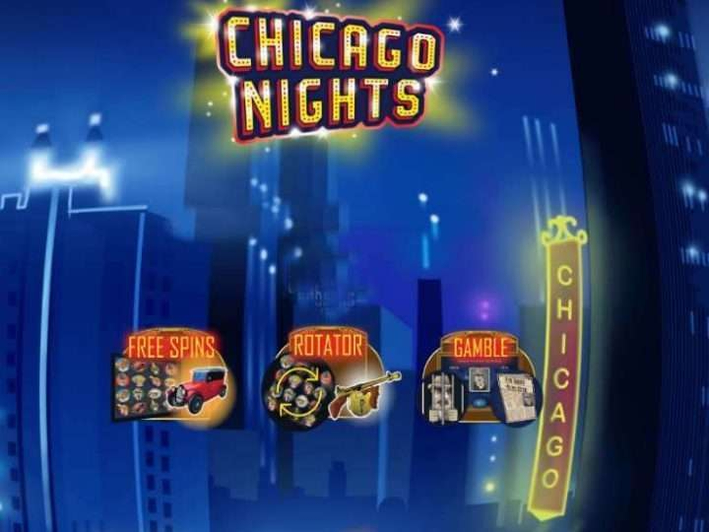 The Chicago Nights Online Slot Demo Game by Booming Games