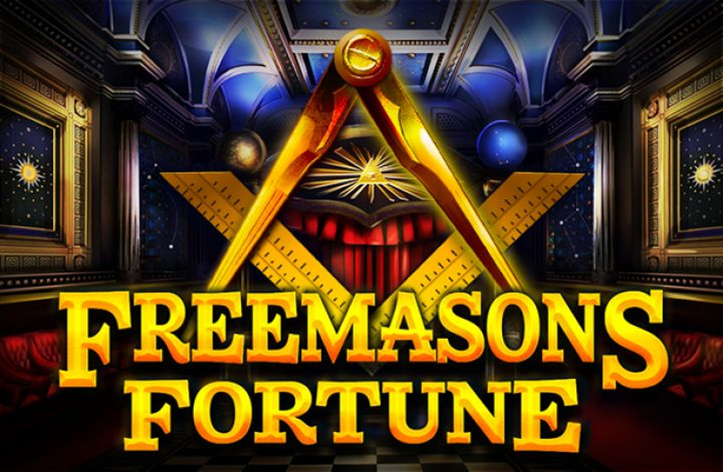 The Freemasons' Fortunes Online Slot Demo Game by Booming Games
