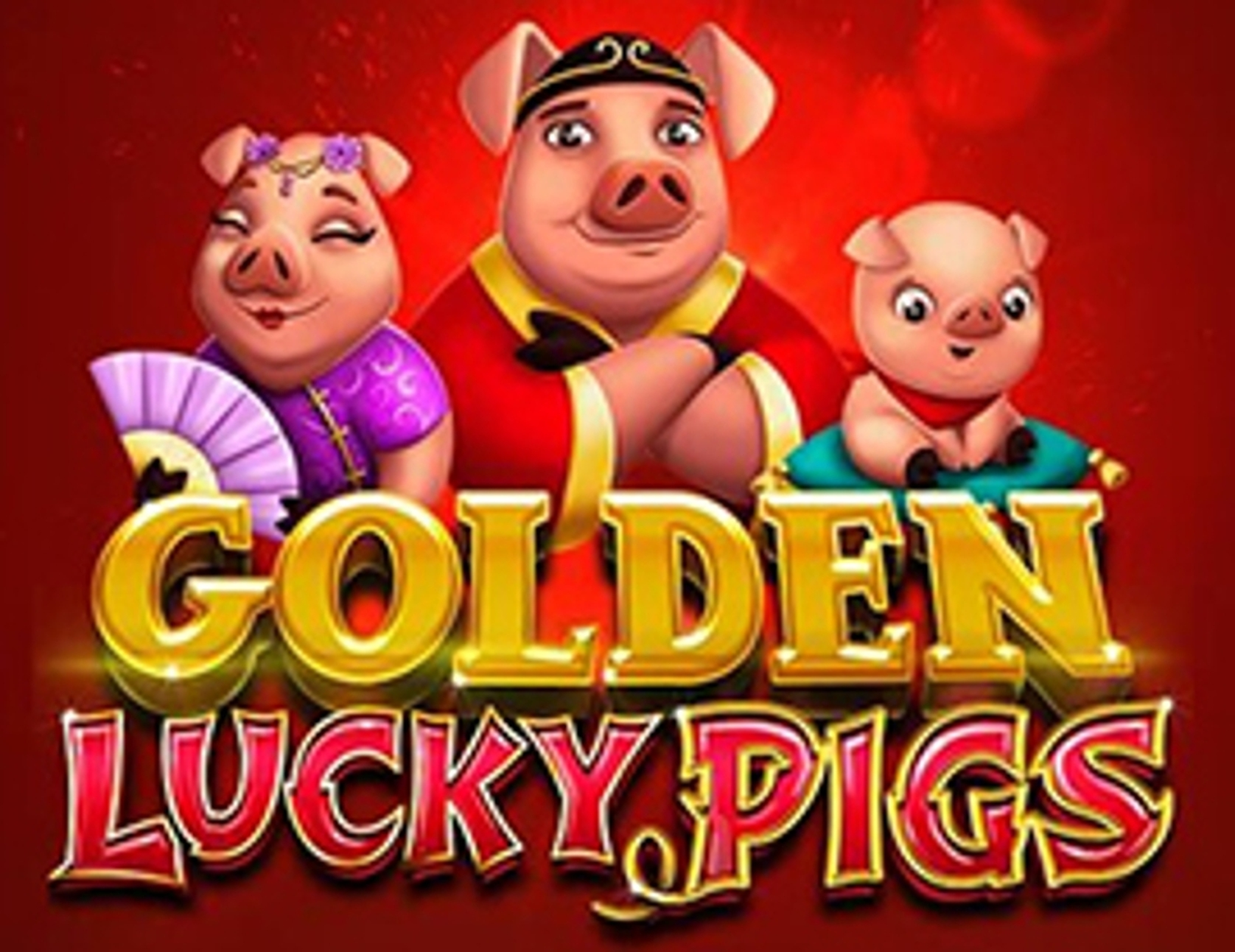 The Golden Lucky Pigs Online Slot Demo Game by Booming Games