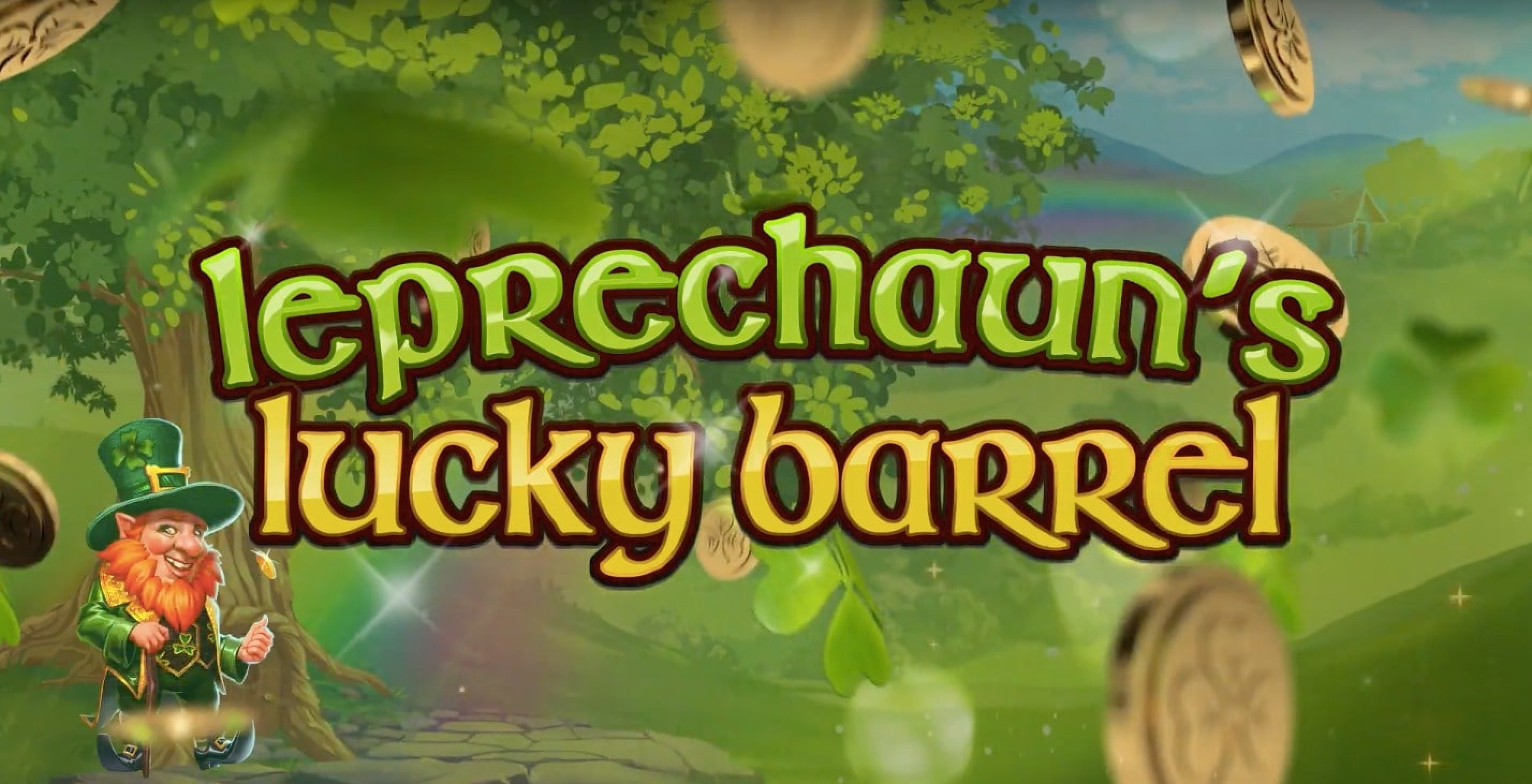 The Leprechaun's Lucky Barrel Online Slot Demo Game by Booming Games