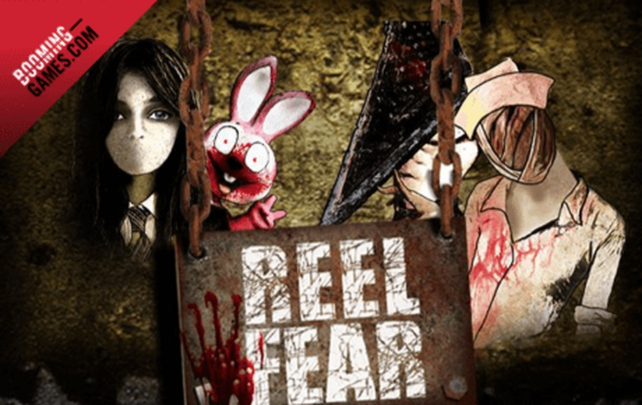 Reels in Reel Fear Slot Game by Booming Games