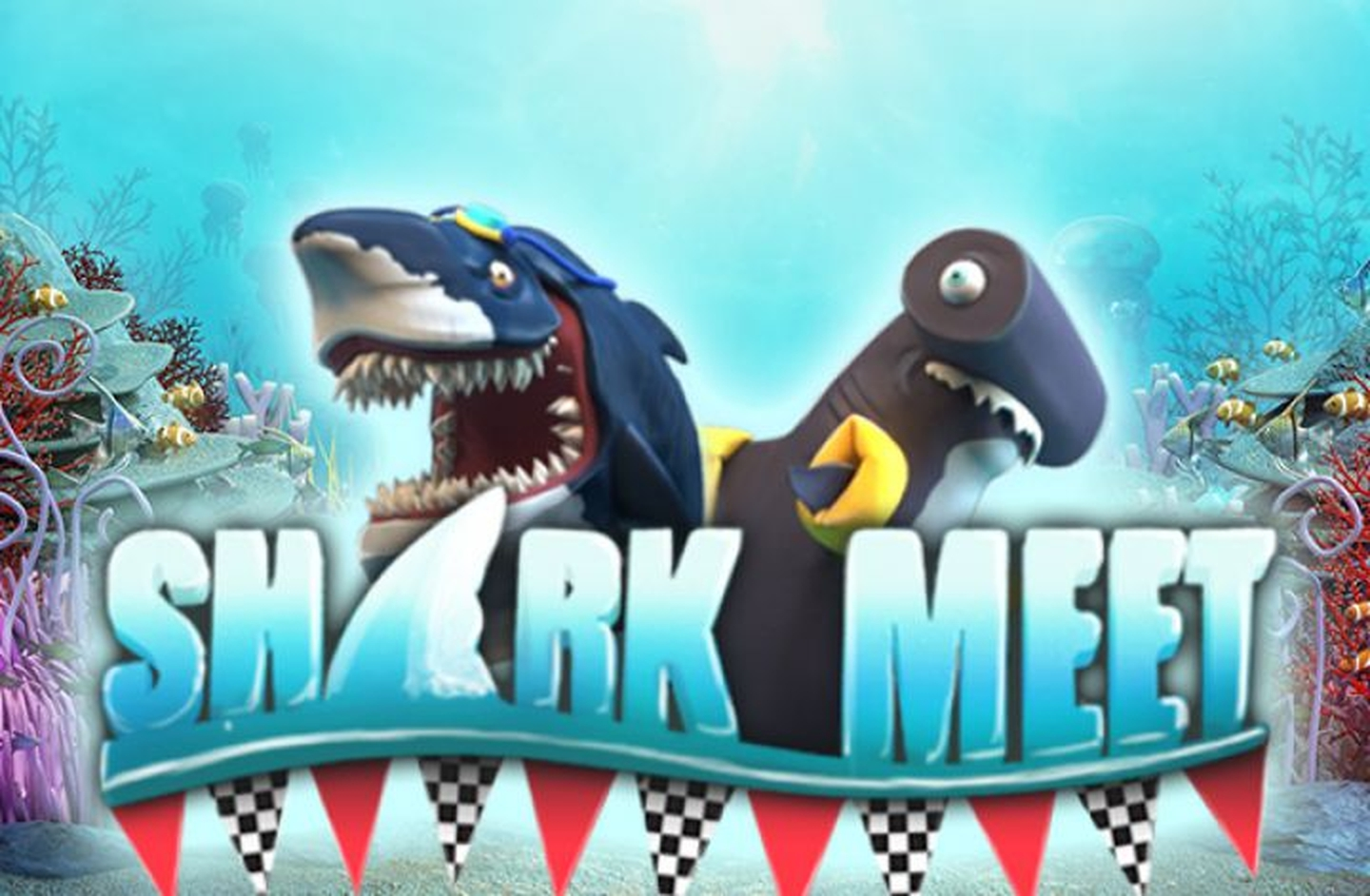 The Shark Meet Online Slot Demo Game by Booming Games
