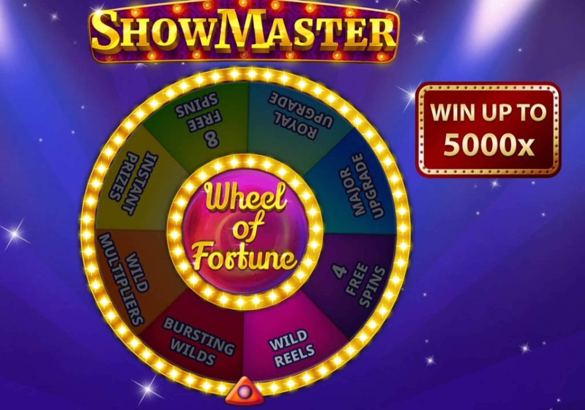 The Show Master Online Slot Demo Game by Booming Games