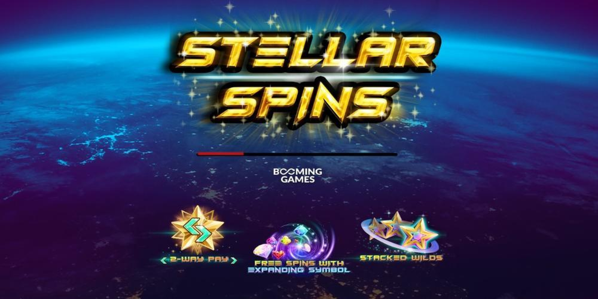The Stellar Spins Online Slot Demo Game by Booming Games