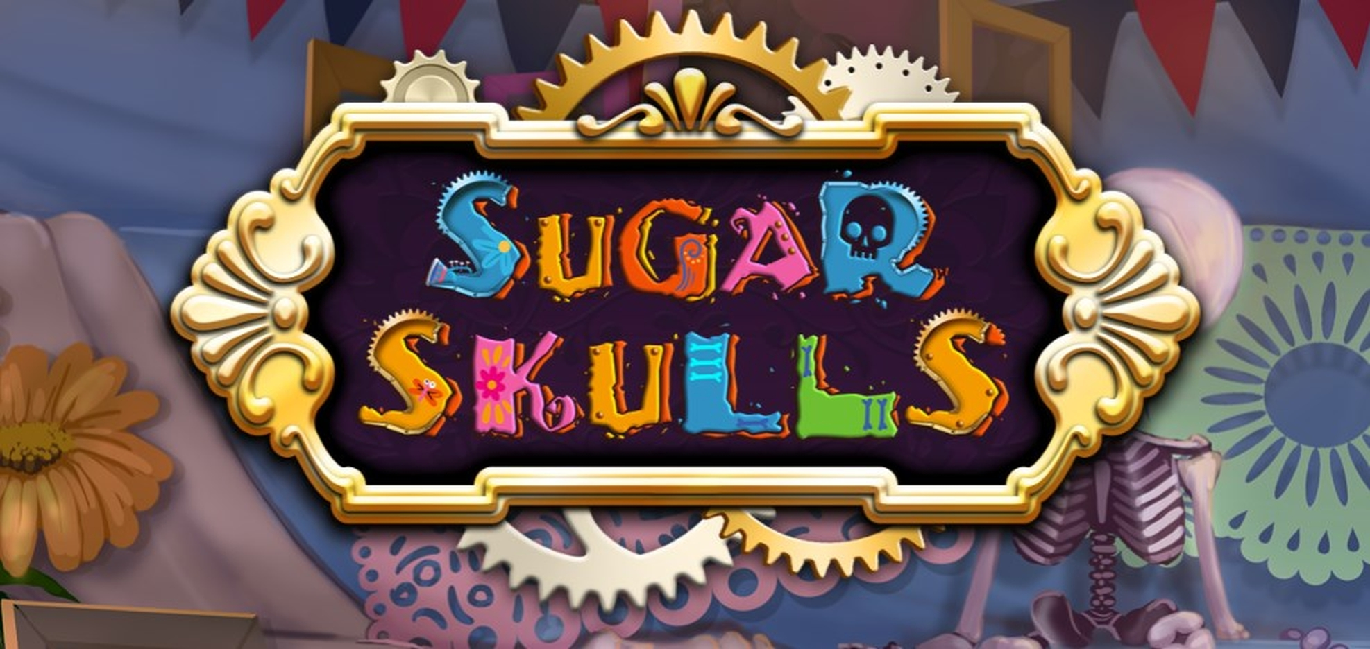 The Sugar Skulls Online Slot Demo Game by Booming Games