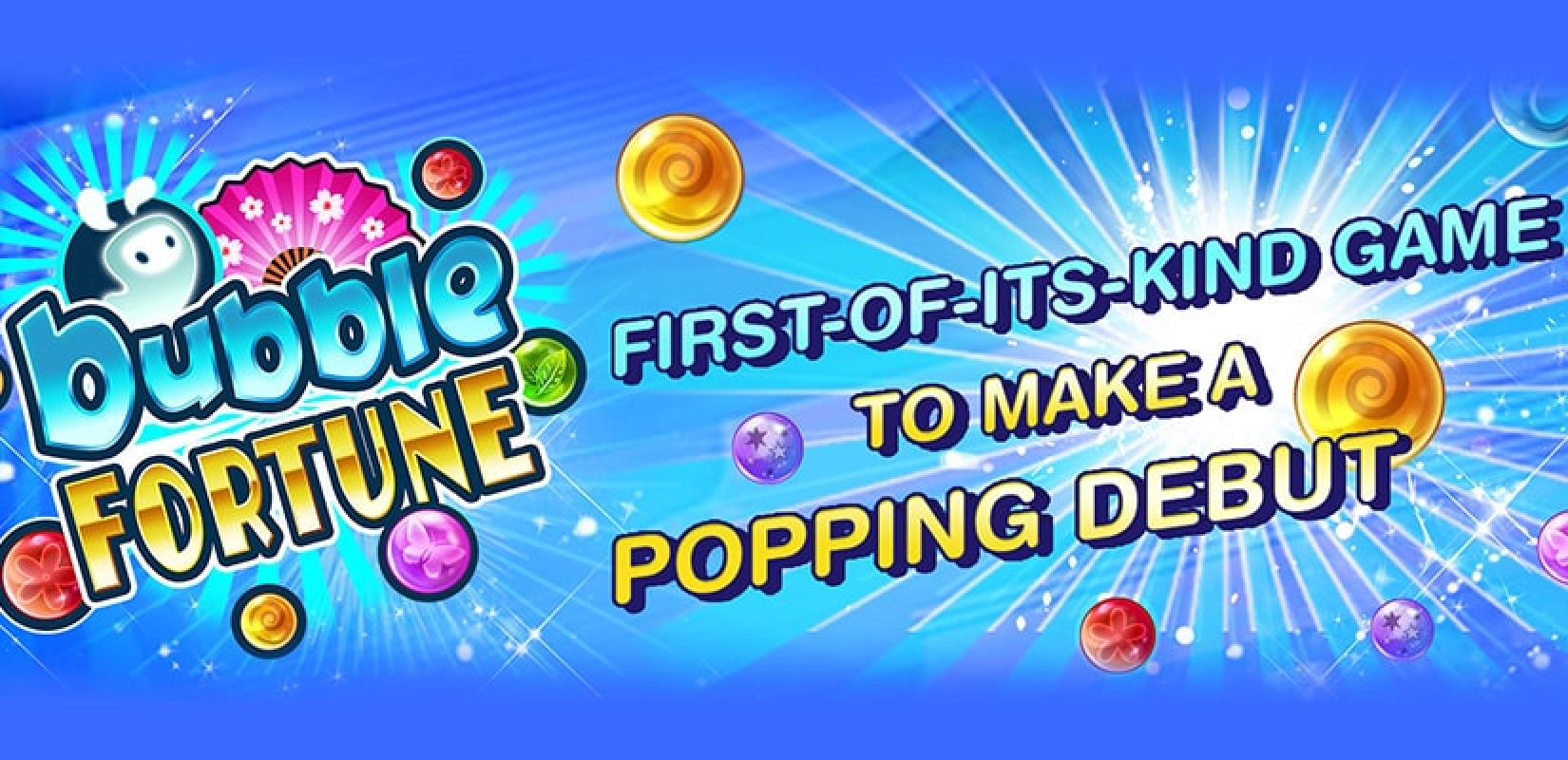 Info of Bubble Fortune Slot Game by Bunfox Games