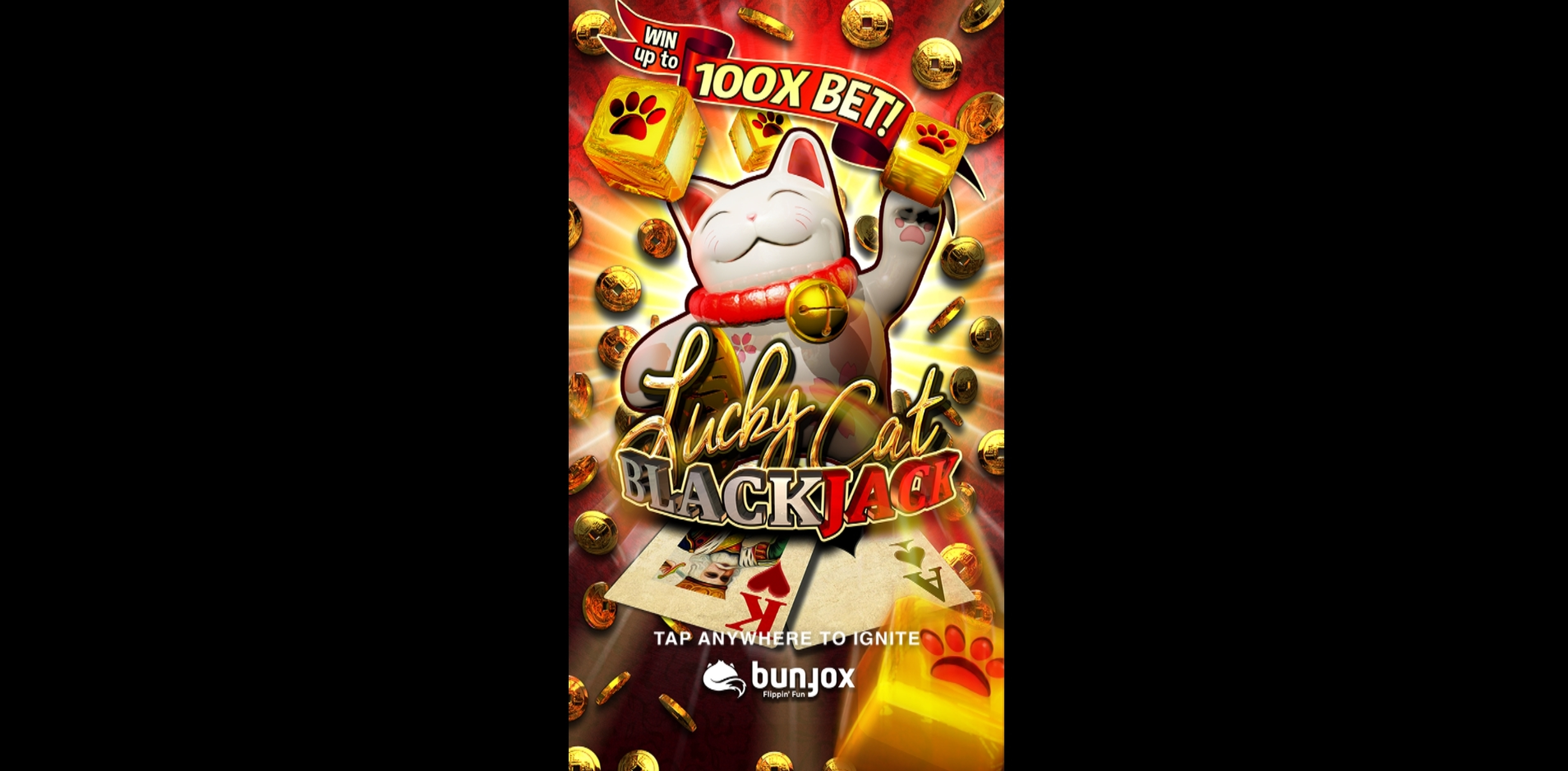 Play Lucky Cat Blackjack Free Casino Slot Game by Bunfox