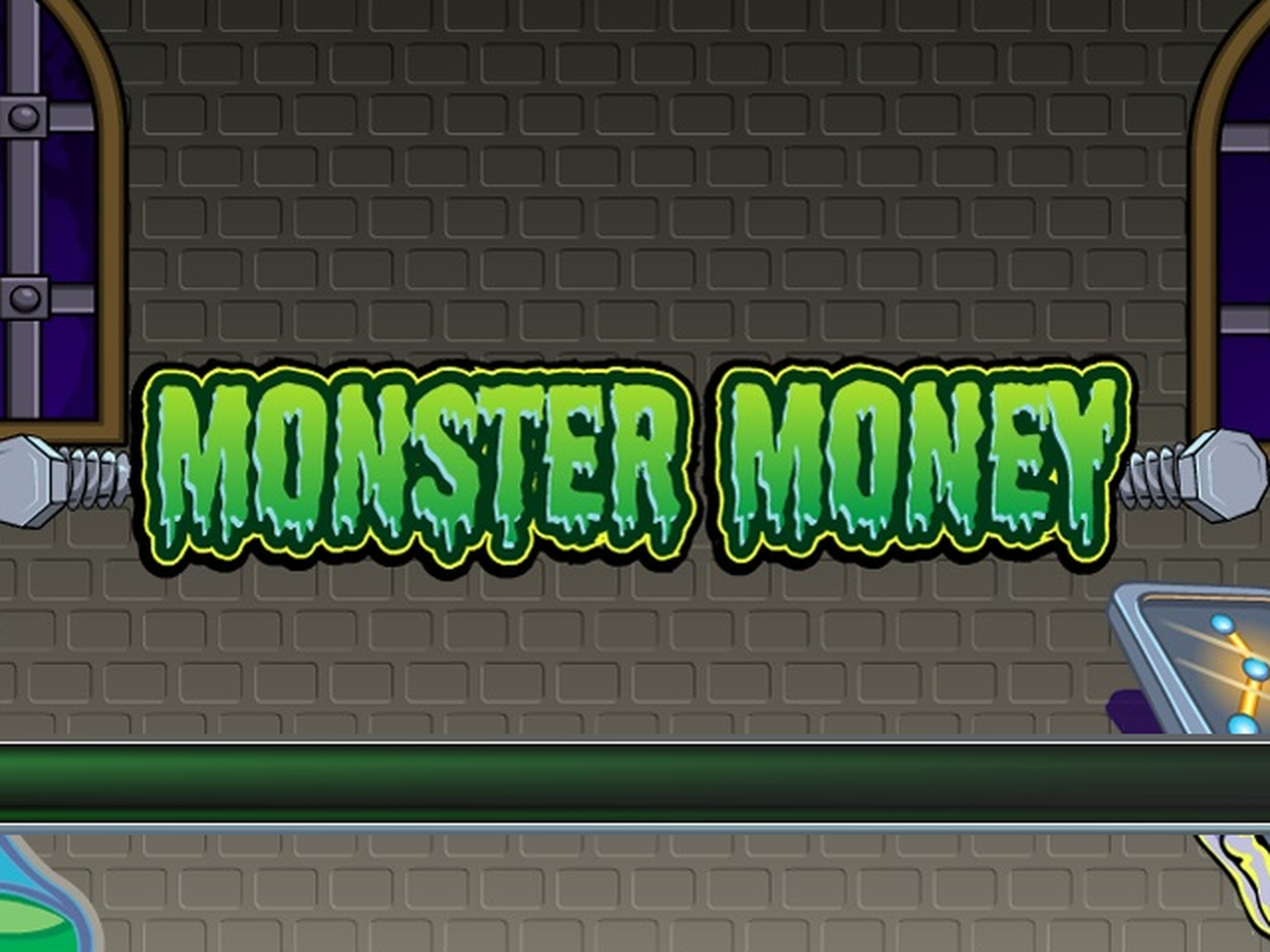 Win Money in Monster Money Free Slot Game by Bwin.Party