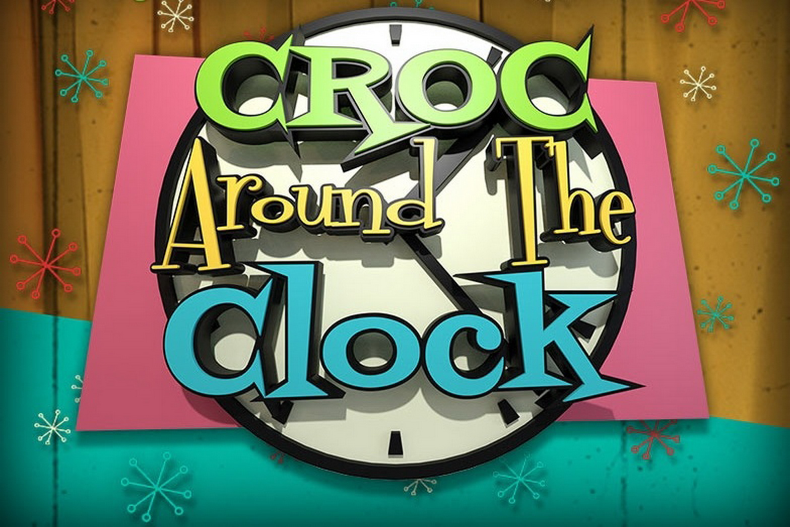 The Croc Around the Clock Online Slot Demo Game by CR Games