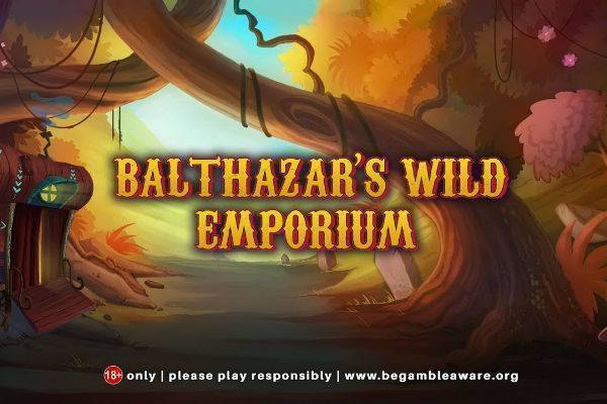 The Balthazars Wild Emporium Online Slot Demo Game by CORE Gaming