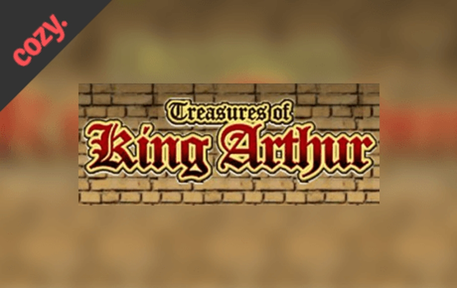 The Treasures of King Arthur Online Slot Demo Game by Cozy