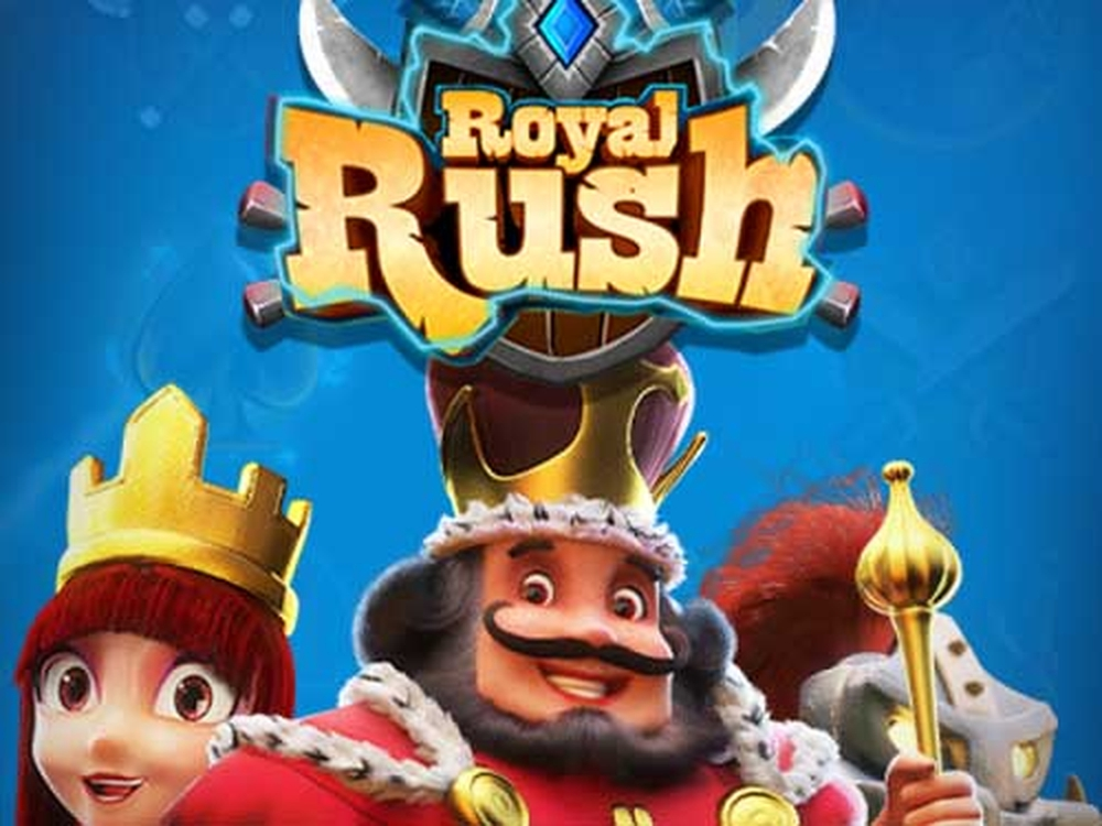 The Royal Rush Online Slot Demo Game by Electric Elephant
