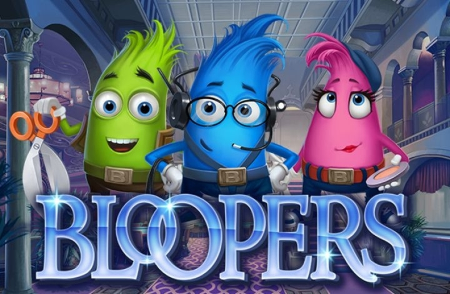 The Bloopers Online Slot Demo Game by ELK Studios