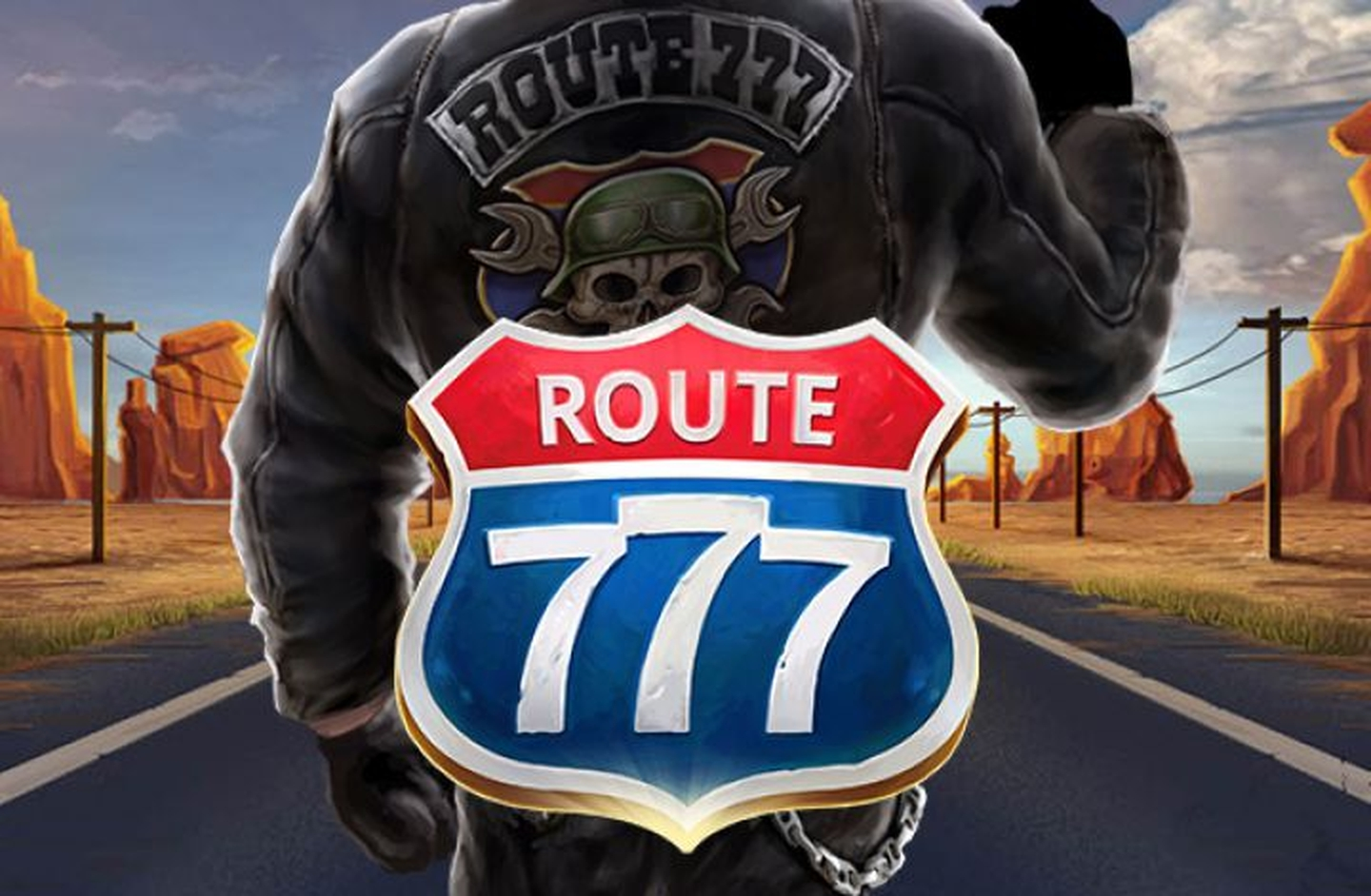 The Route 777 Online Slot Demo Game by ELK Studios