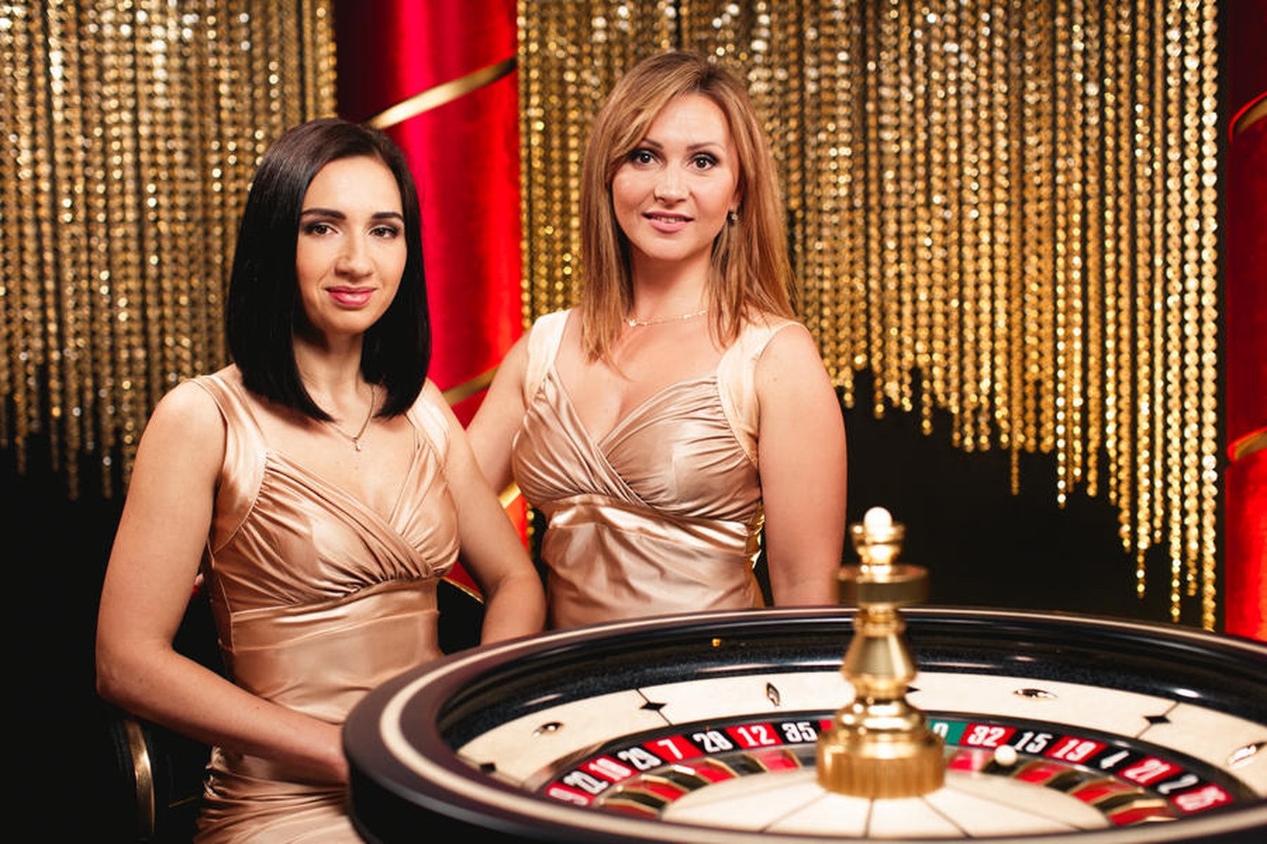 The Ruletka Live Casino Online Slot Demo Game by Evolution Gaming