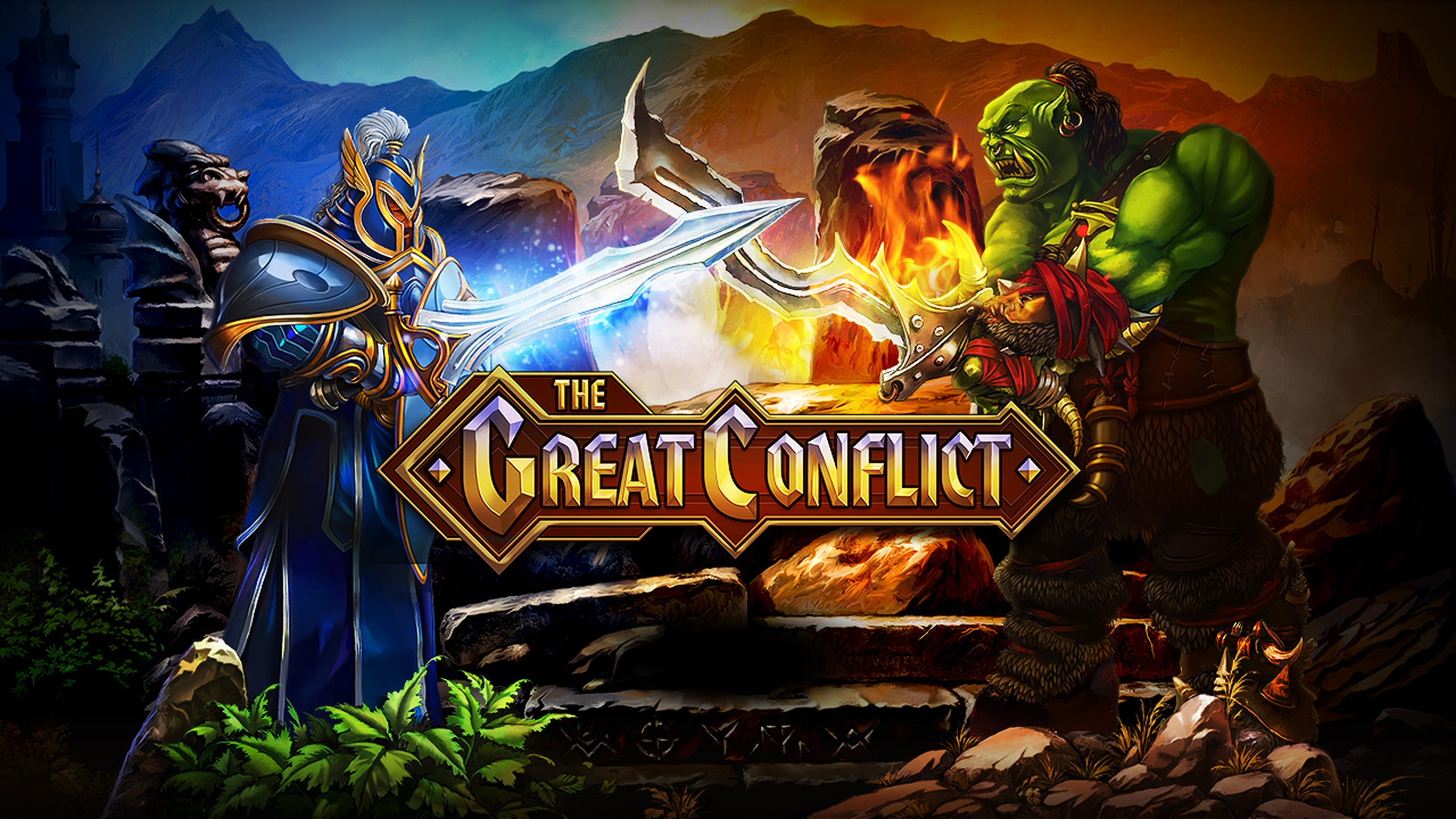 The The Great Conflict Online Slot Demo Game by Evoplay Entertainment