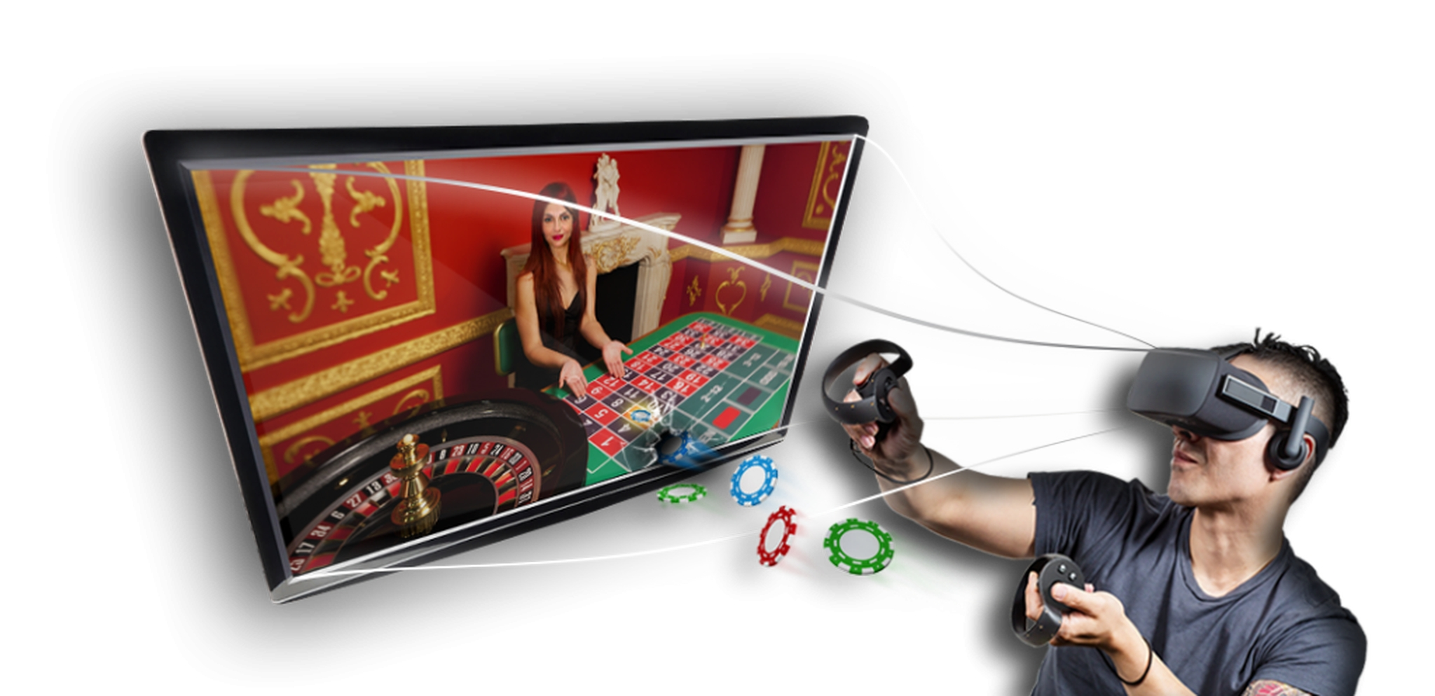 The Italian Roulette Live Casino Online Slot Demo Game by Extreme Live Gaming