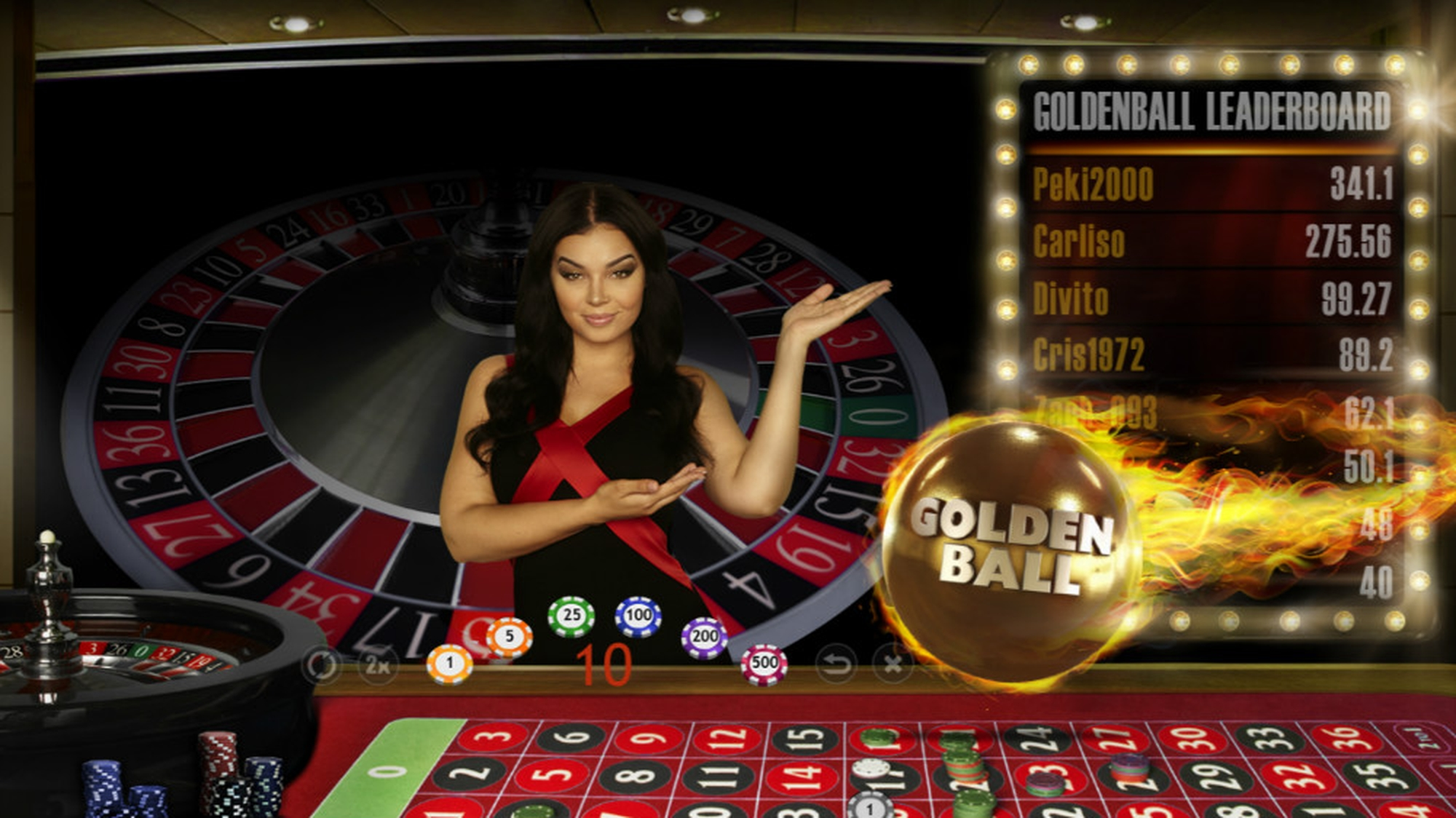 The Live Roulette (Extreme Gaming) Online Slot Demo Game by Extreme Live Gaming