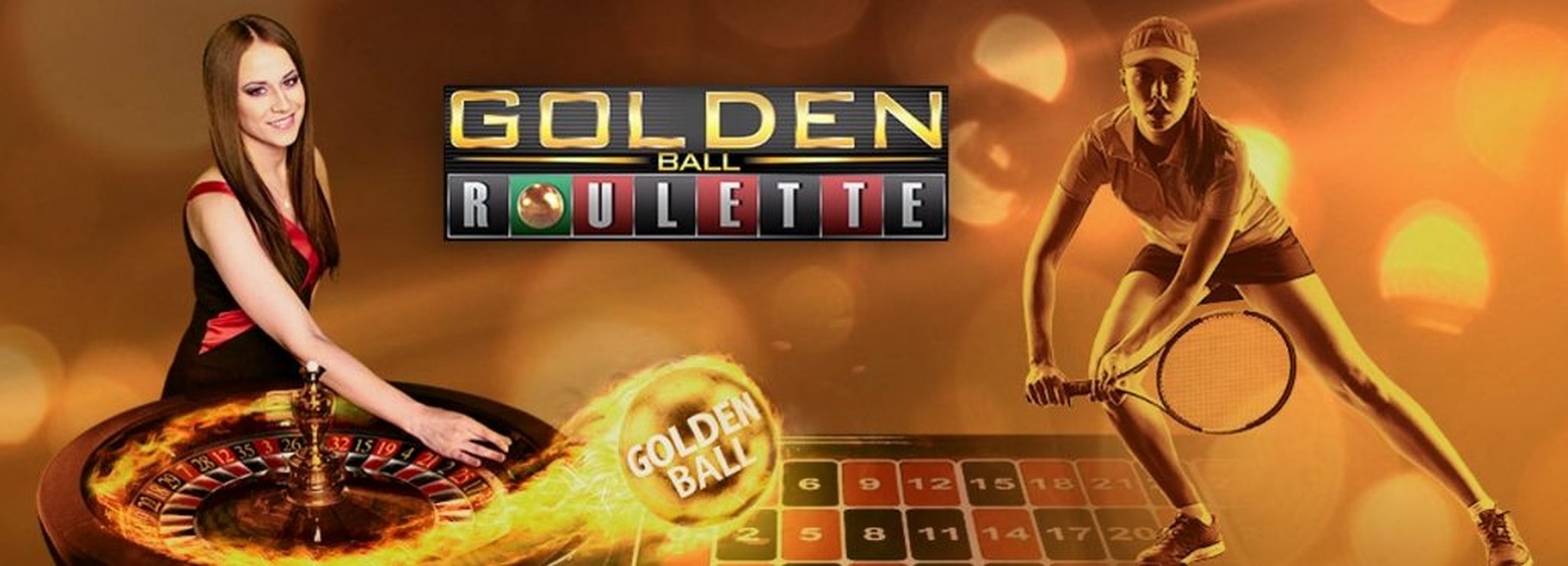The Roulette Golden Ball Live casino Online Slot Demo Game by Extreme Live Gaming