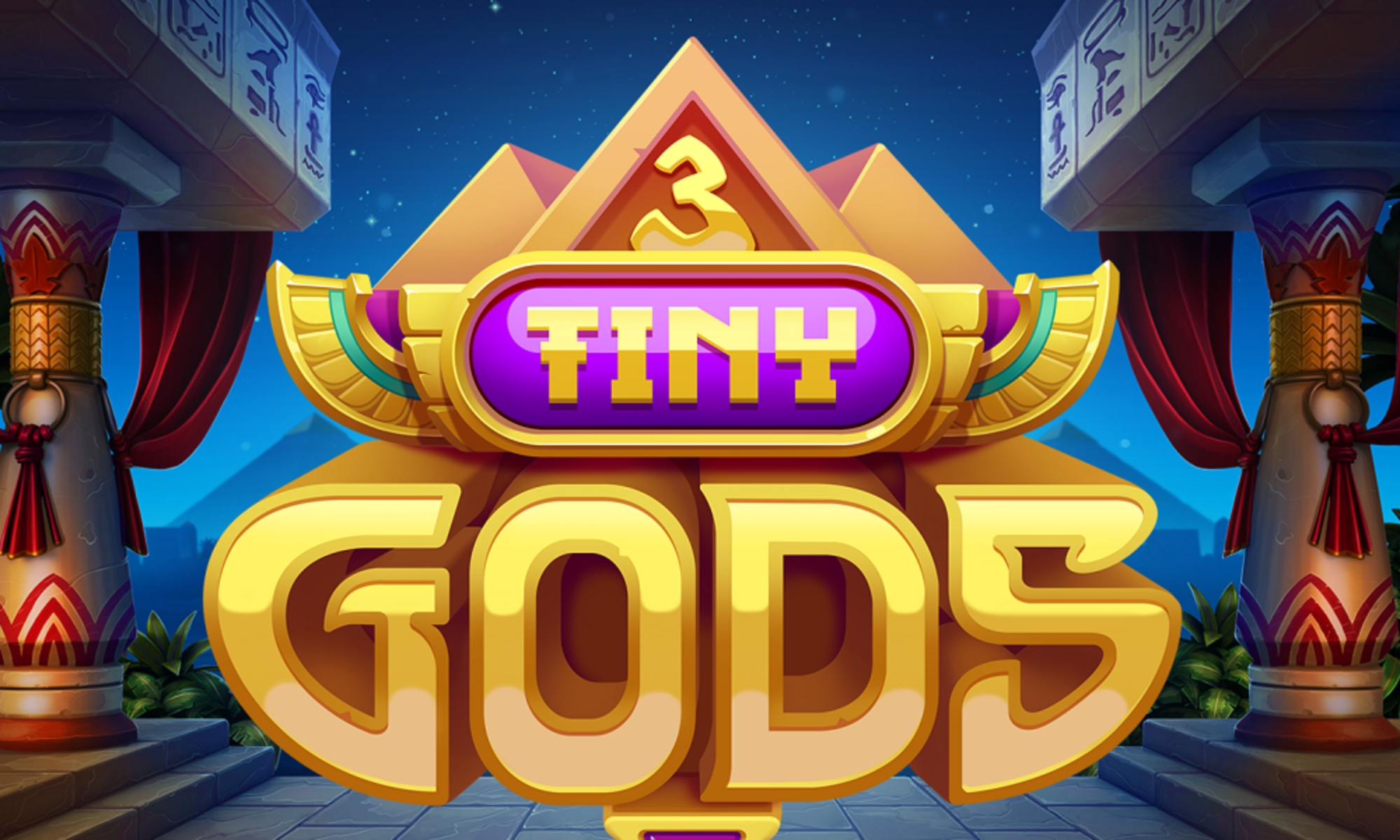 The 3 Tiny Gods Online Slot Demo Game by Foxium