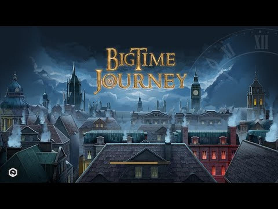 The Big Time Journey Online Slot Demo Game by Foxium