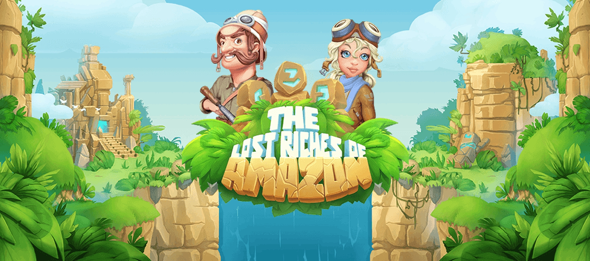 The The Lost Riches of Amazon Online Slot Demo Game by Foxium