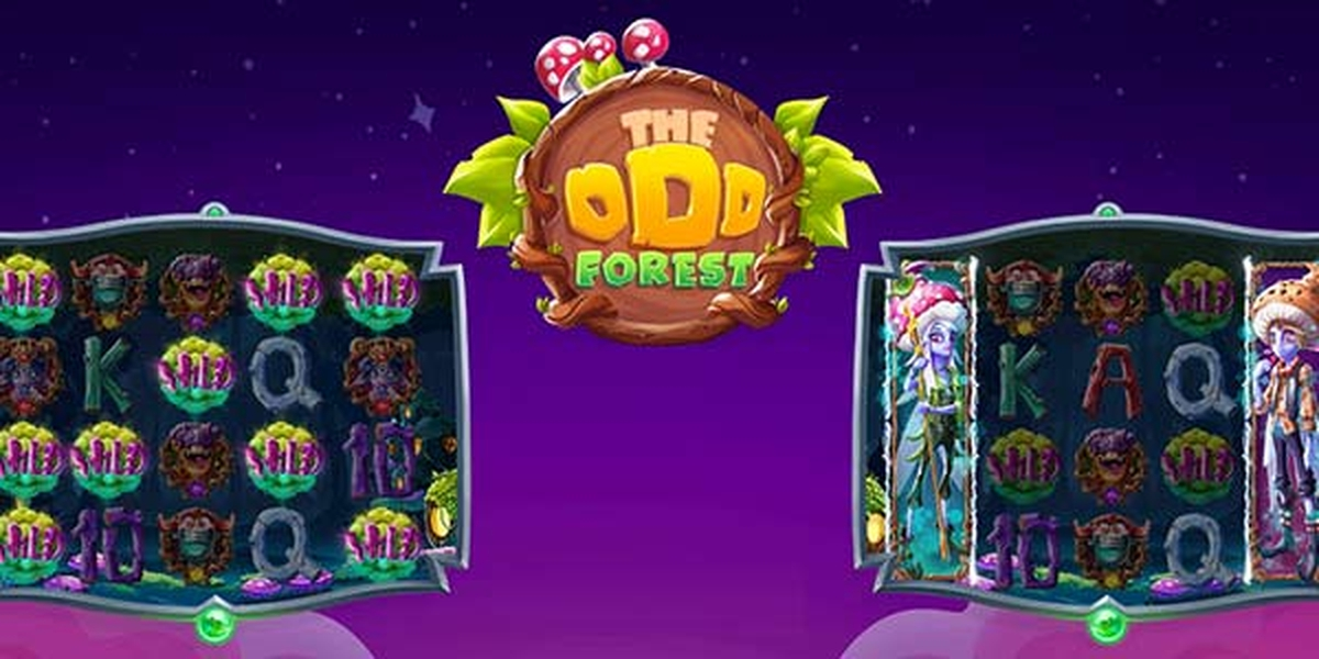 The The Odd Forest Online Slot Demo Game by Foxium