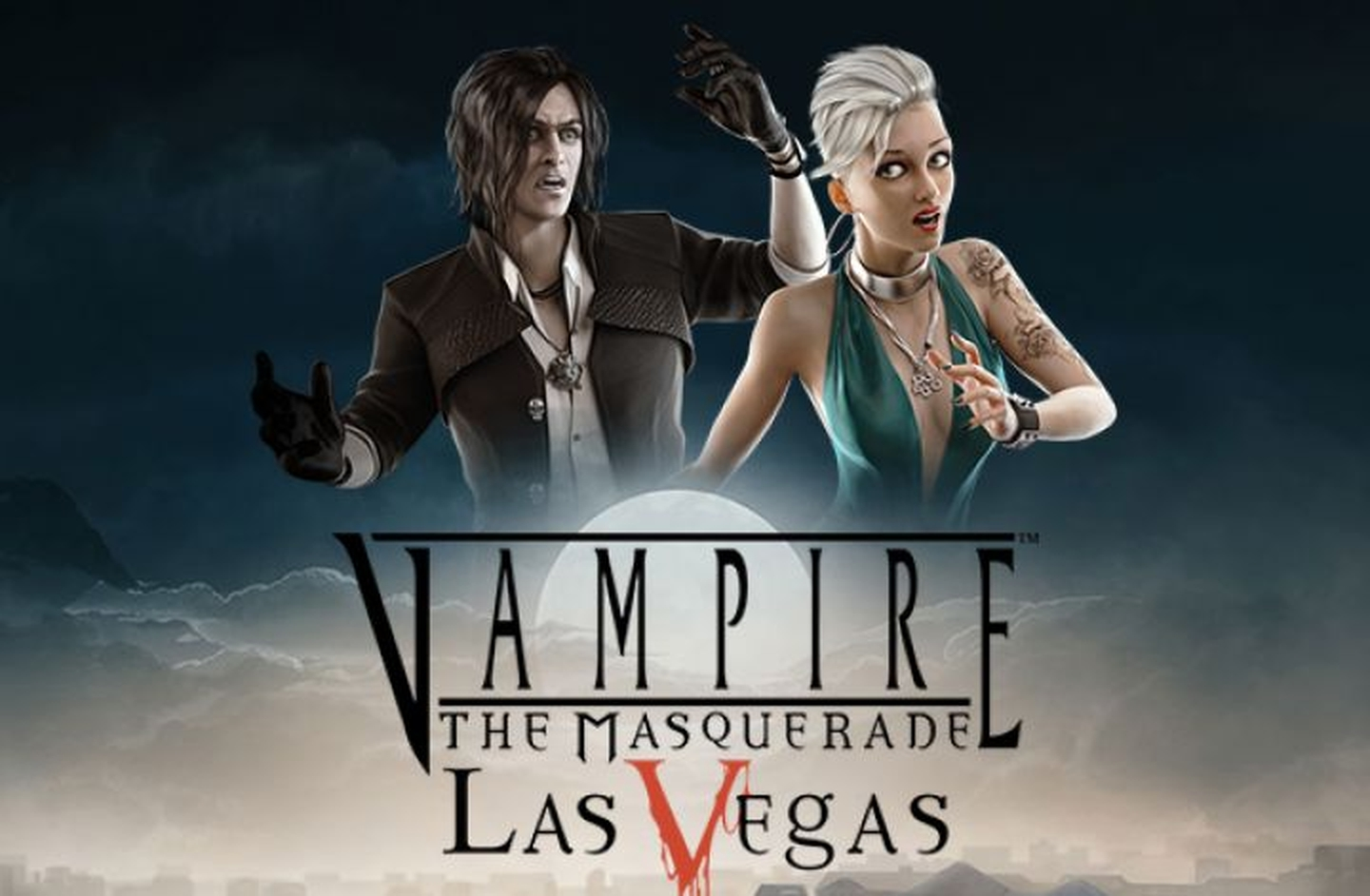 The Vampire: The Masquerade – Las Vegas Online Slot Demo Game by Foxium