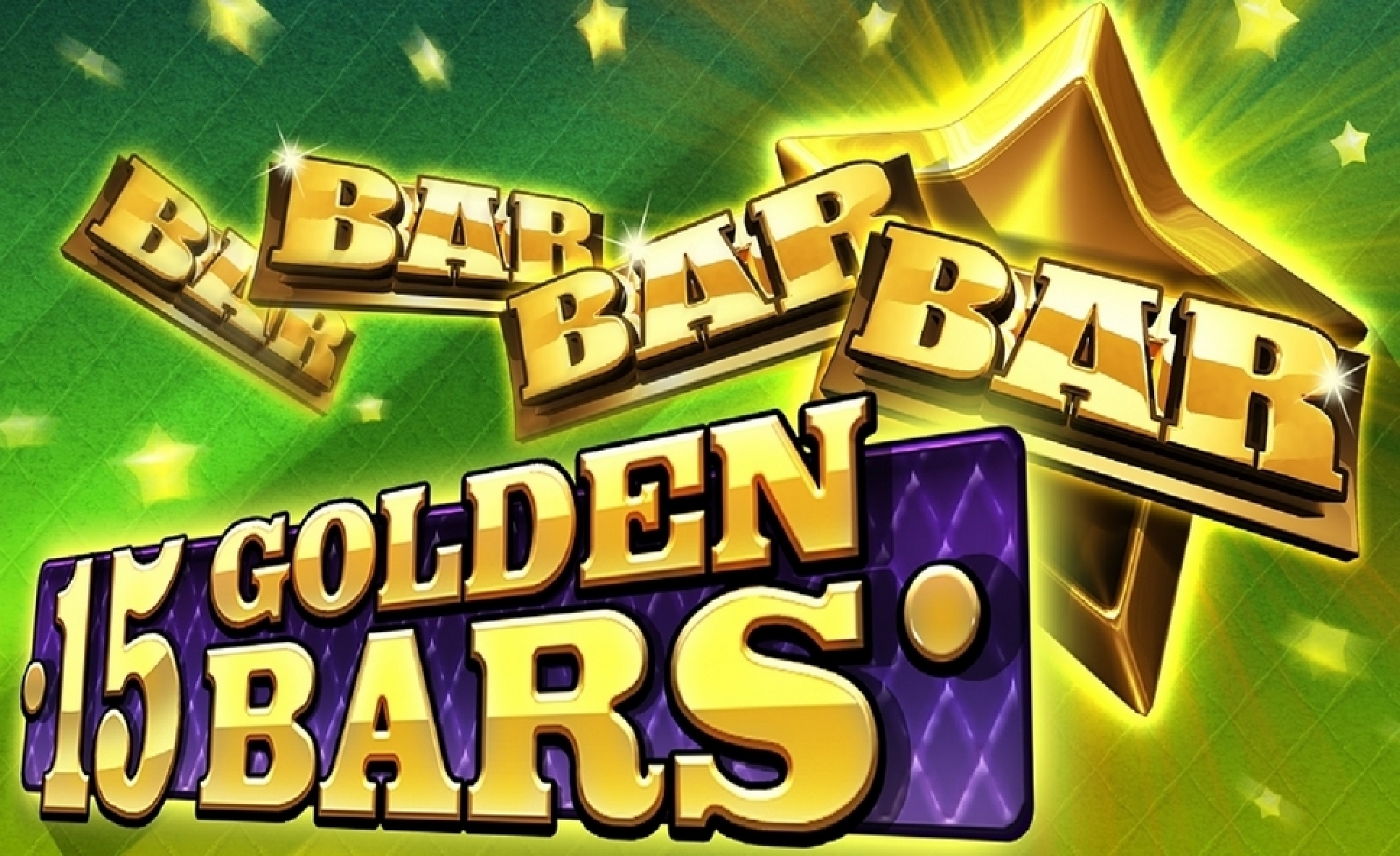 The 15 Golden Bars Online Slot Demo Game by FUGA Gaming
