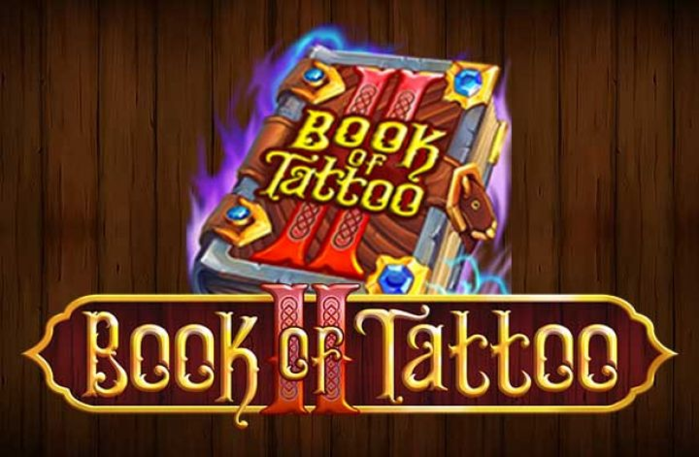 The Book Of Tattoo 2 Online Slot Demo Game by Fugaso