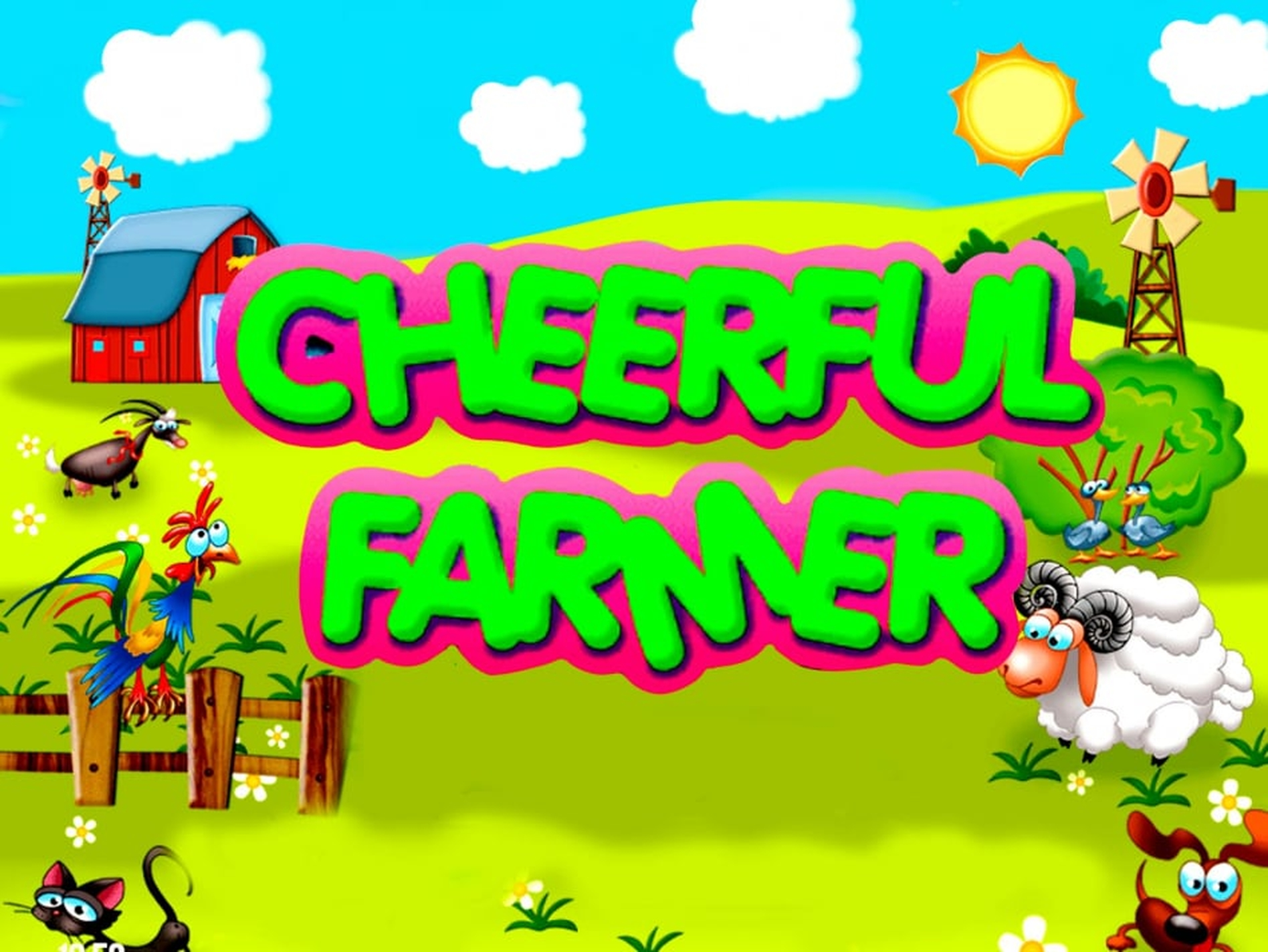 The Cheerful Farmer Online Slot Demo Game by Fugaso