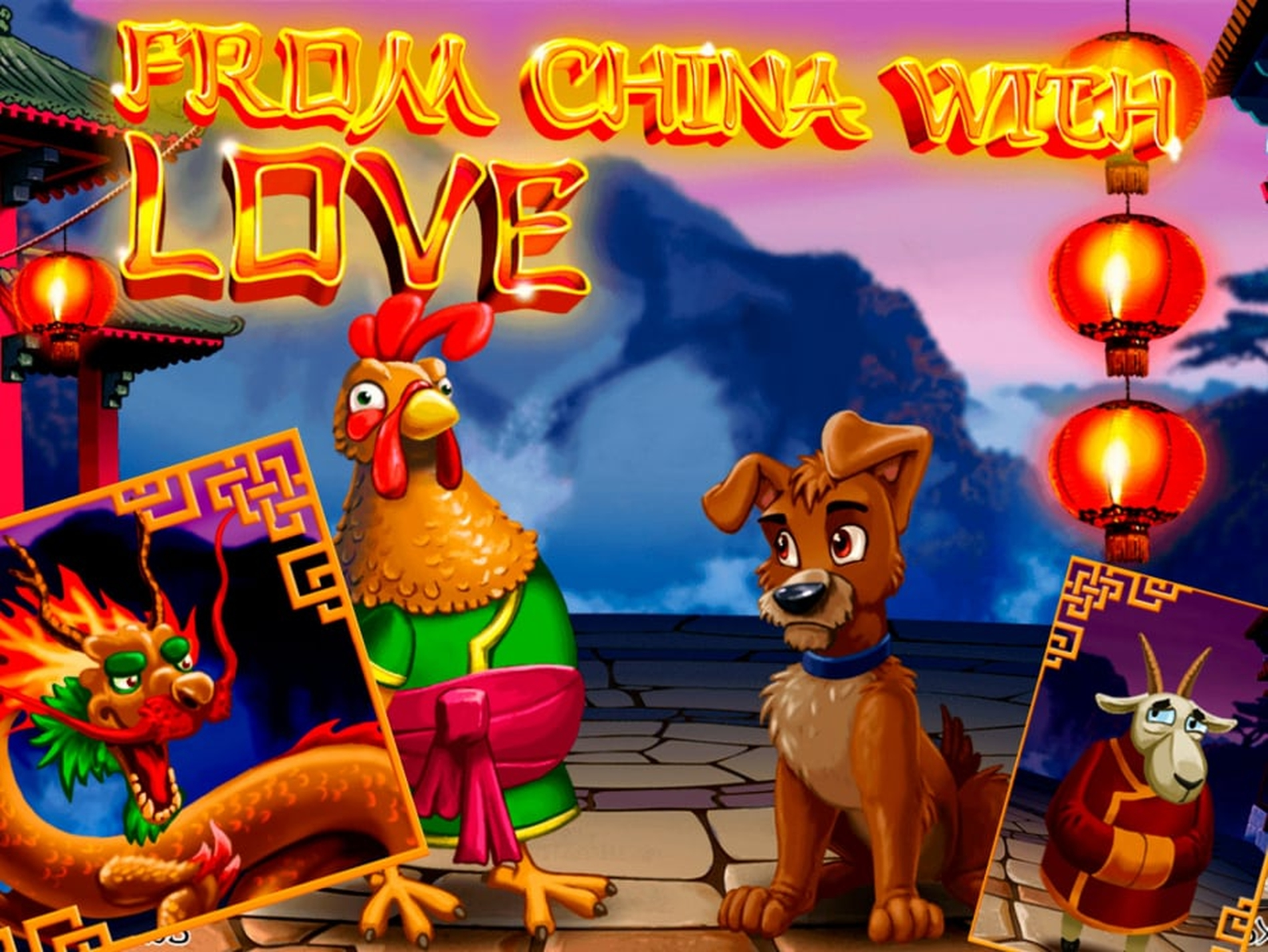 The From China With Love Online Slot Demo Game by Fugaso