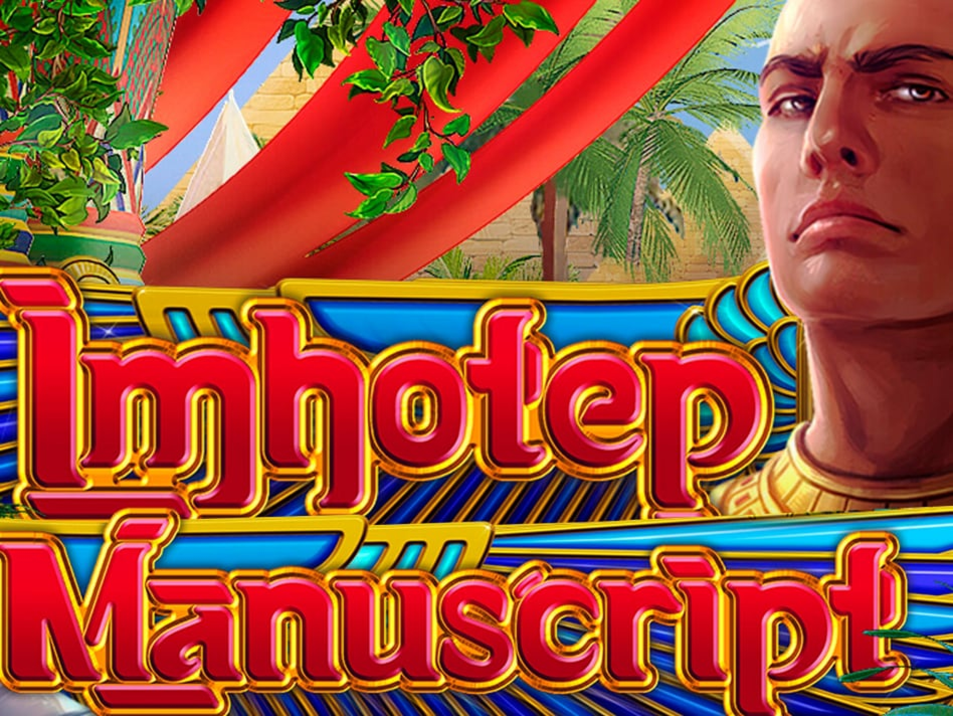 The Imhotep Manuscript Online Slot Demo Game by Fugaso