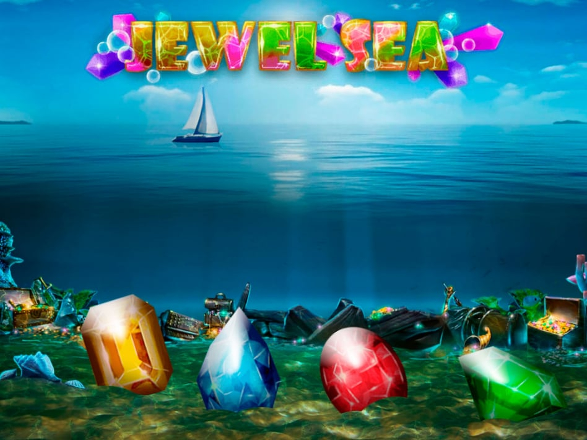 The Jewel Sea Online Slot Demo Game by Fugaso