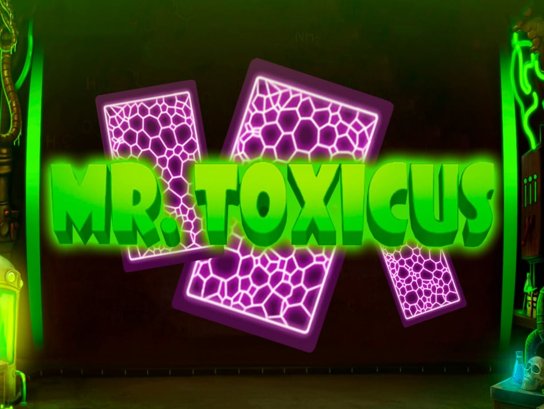 The Mr. Toxicus Online Slot Demo Game by Fugaso