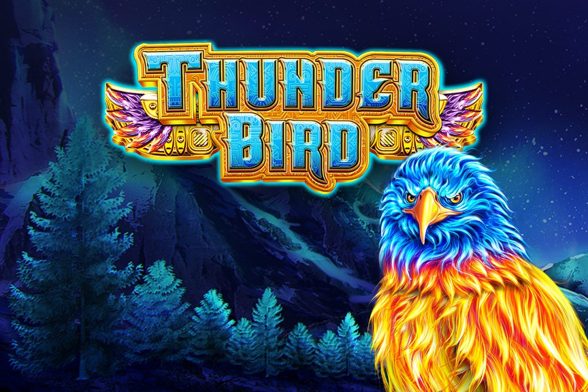 The Thunder Bird (GameArt) Online Slot Demo Game by GameArt